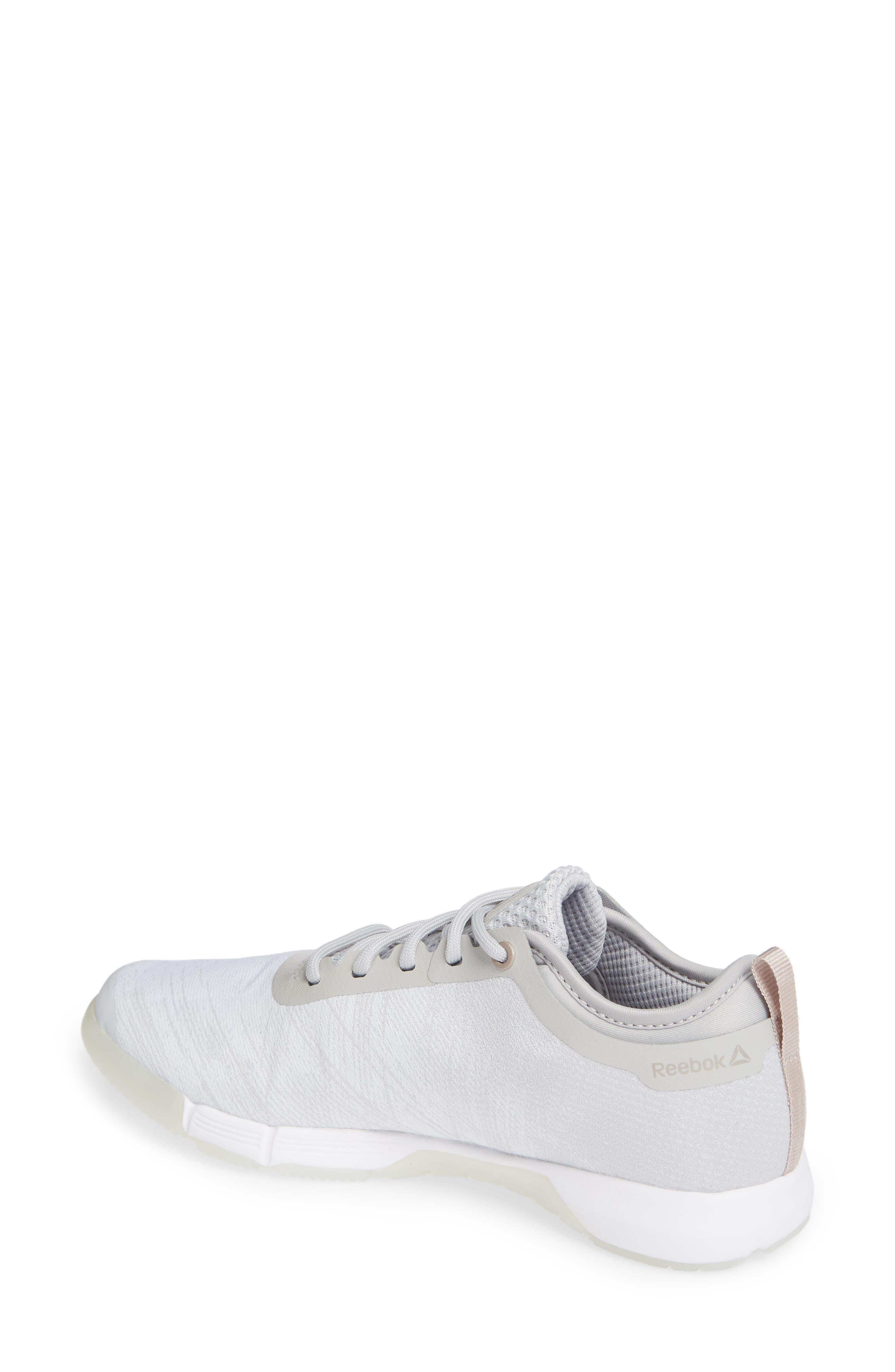 Speed Her TR Training Shoe,                             Alternate thumbnail 2, color,                             WHITE/ SPIRIT WHITE/ MOONDUST