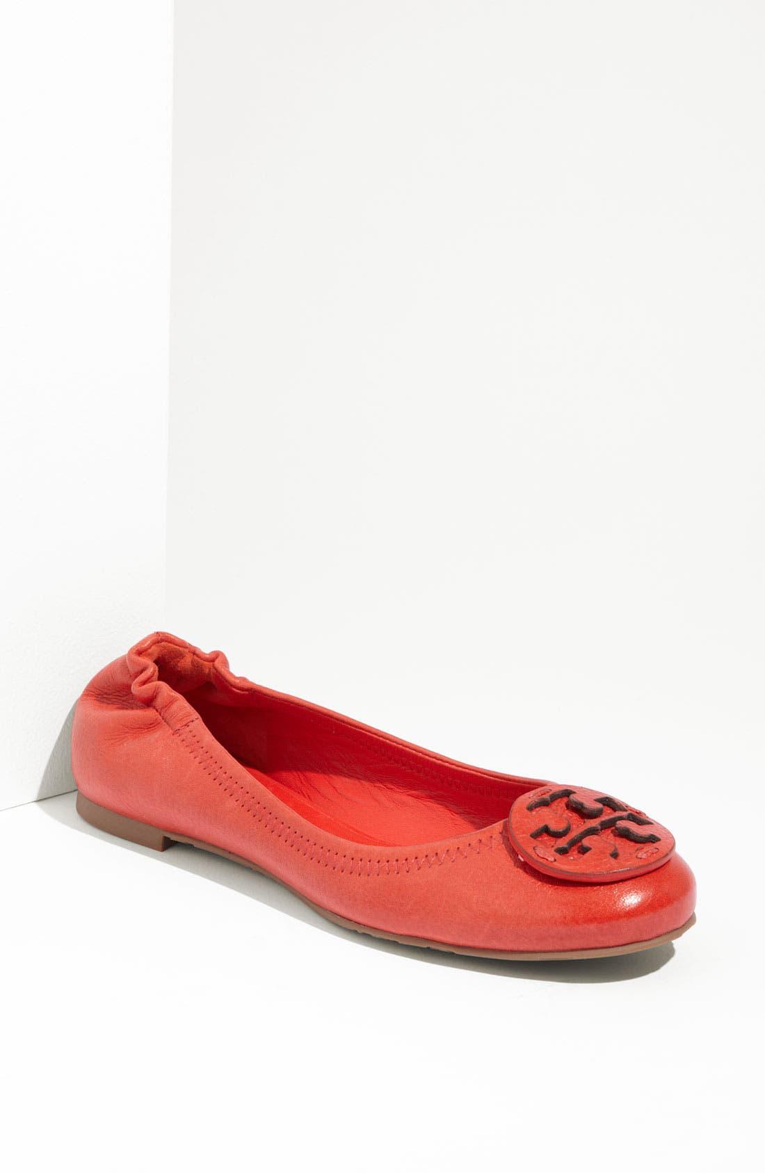 'Reva' Ballerina Flat,                             Main thumbnail 34, color,