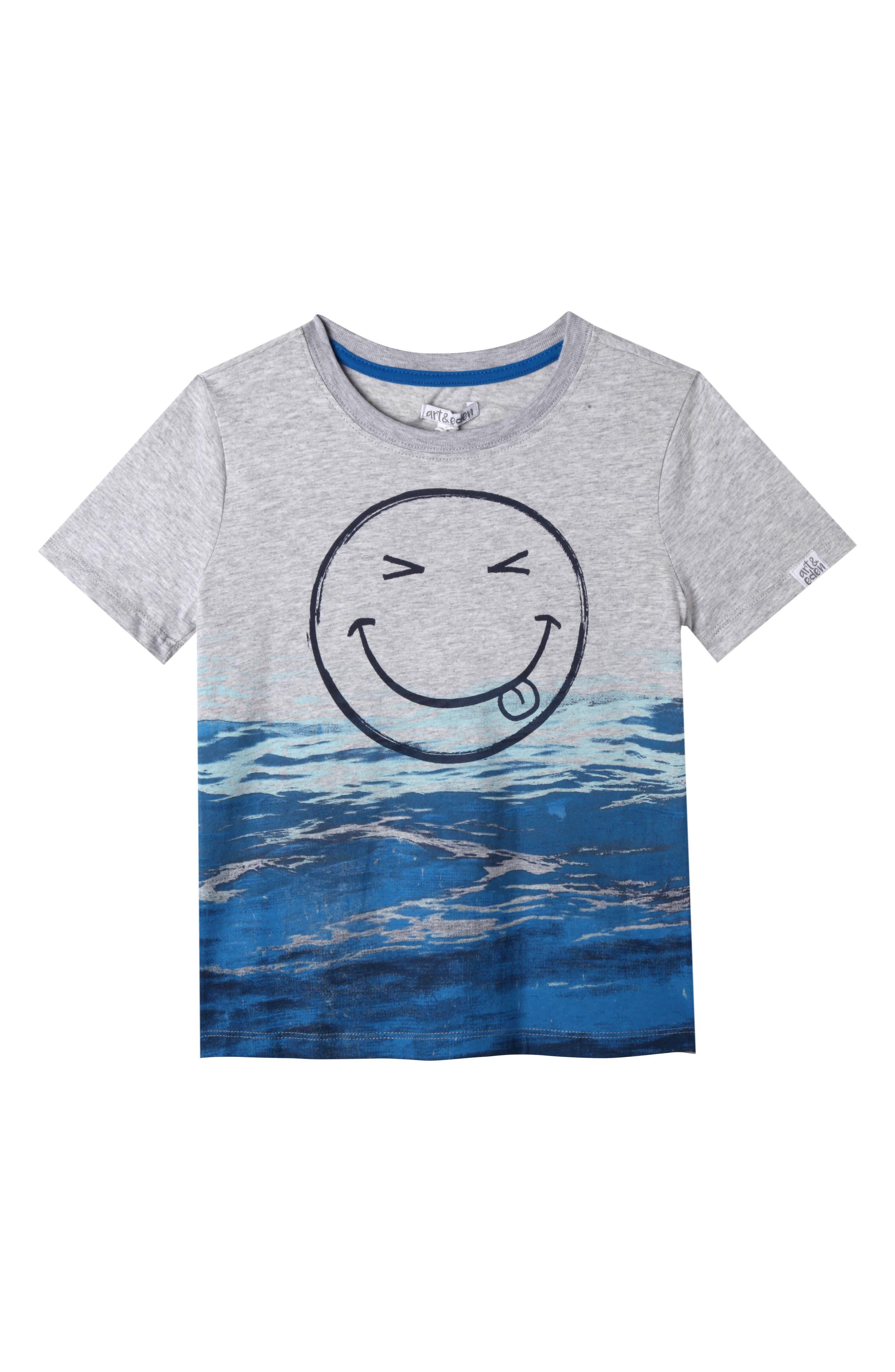 Olive Organic Cotton T-Shirt,                         Main,                         color, 031