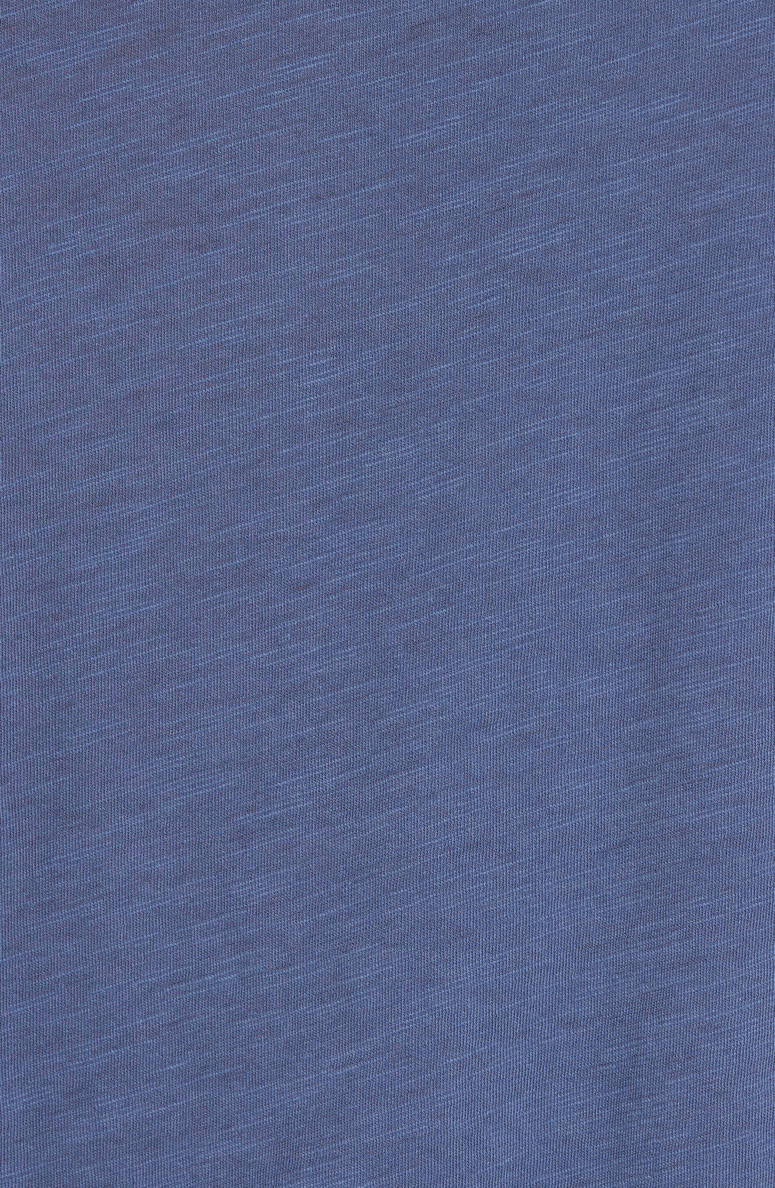 Camara Trim Fit Knit Sport Shirt,                             Alternate thumbnail 15, color,