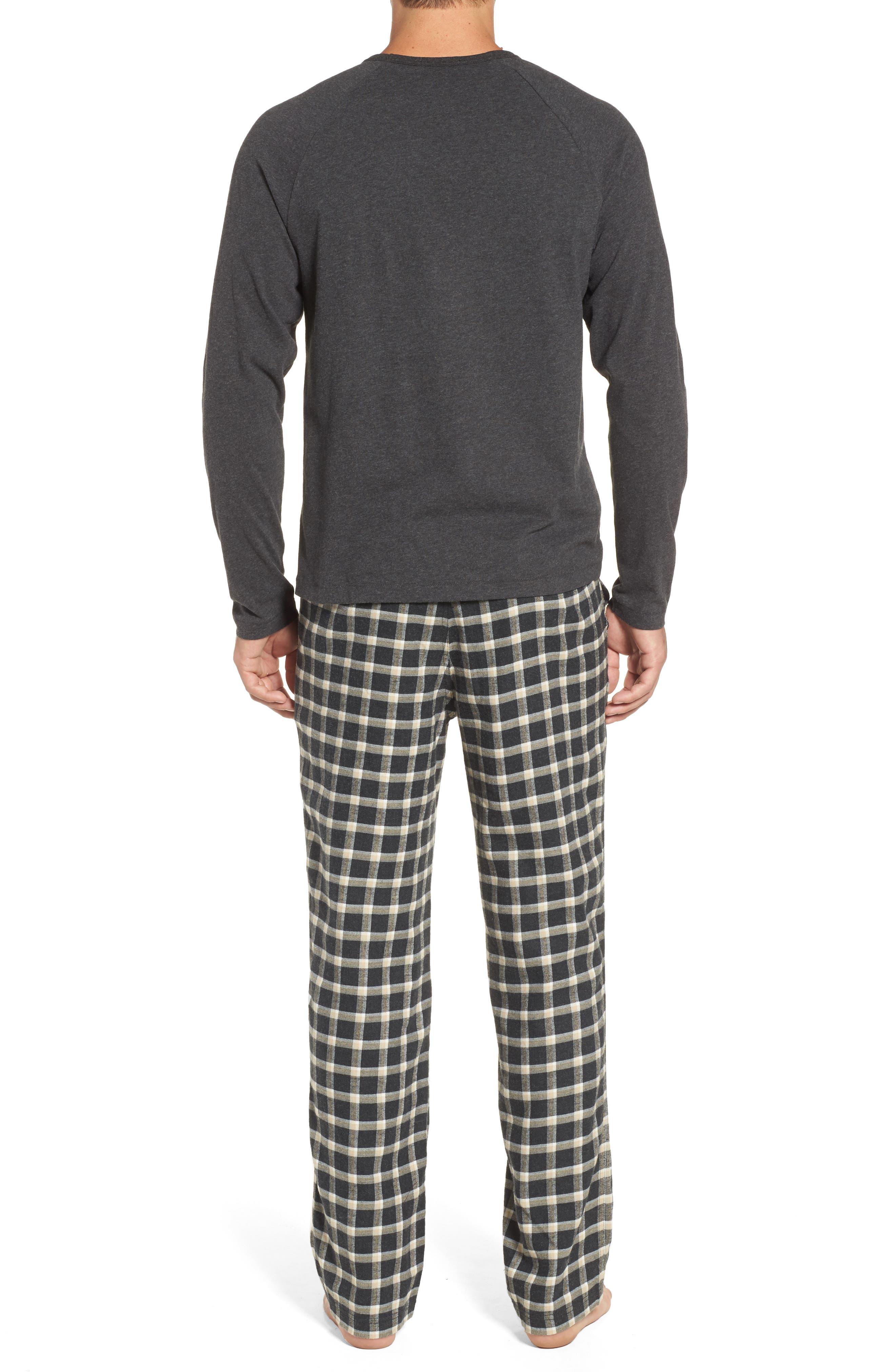 Steiner Pajama Set,                             Alternate thumbnail 4, color,