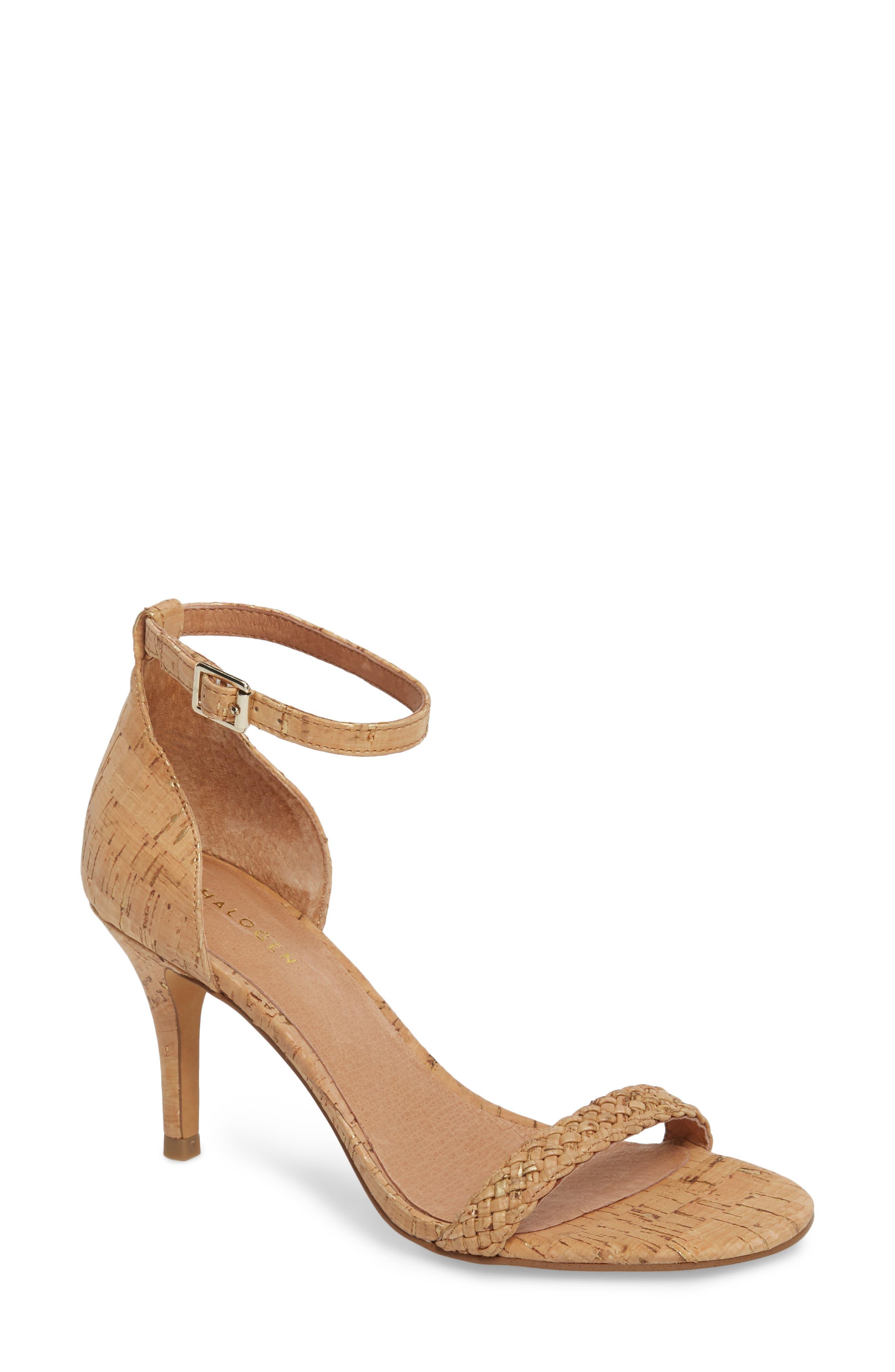 Audrey Ankle Strap Sandal,                             Main thumbnail 8, color,