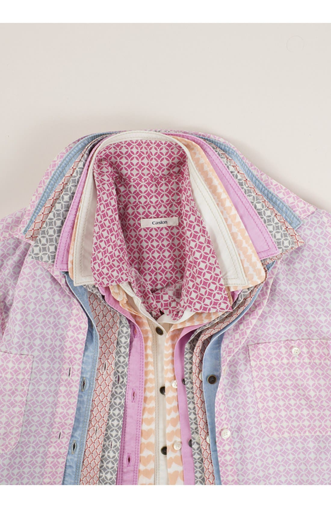 Cotton & Silk Shirt,                             Alternate thumbnail 58, color,