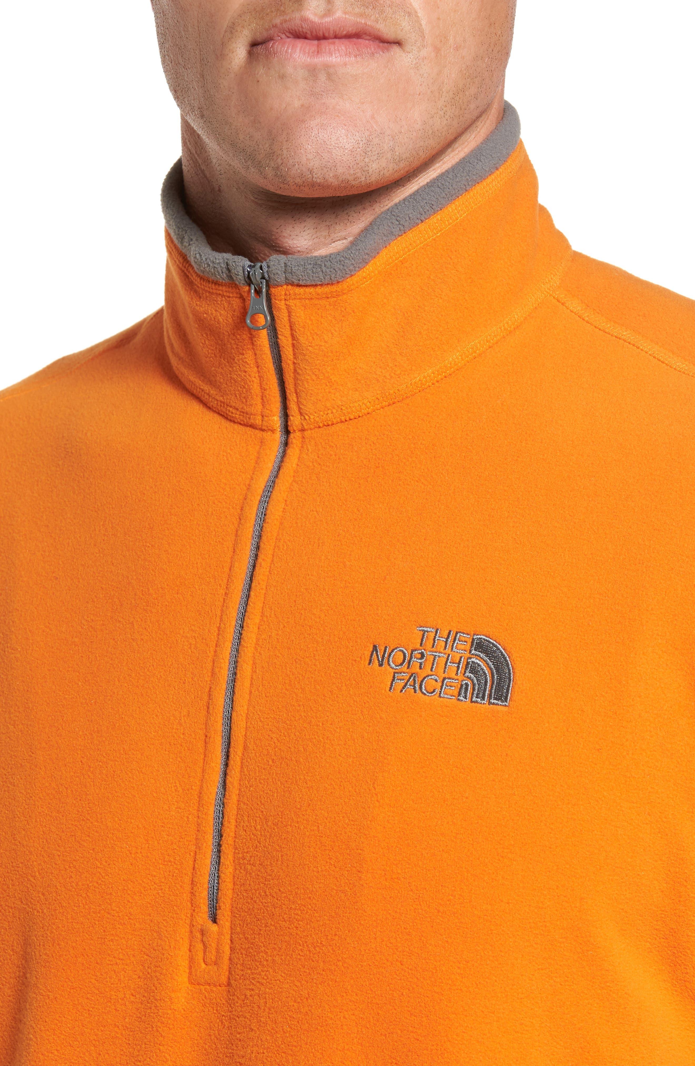 'TKA 100 Glacier' Quarter Zip Fleece Pullover,                             Alternate thumbnail 146, color,