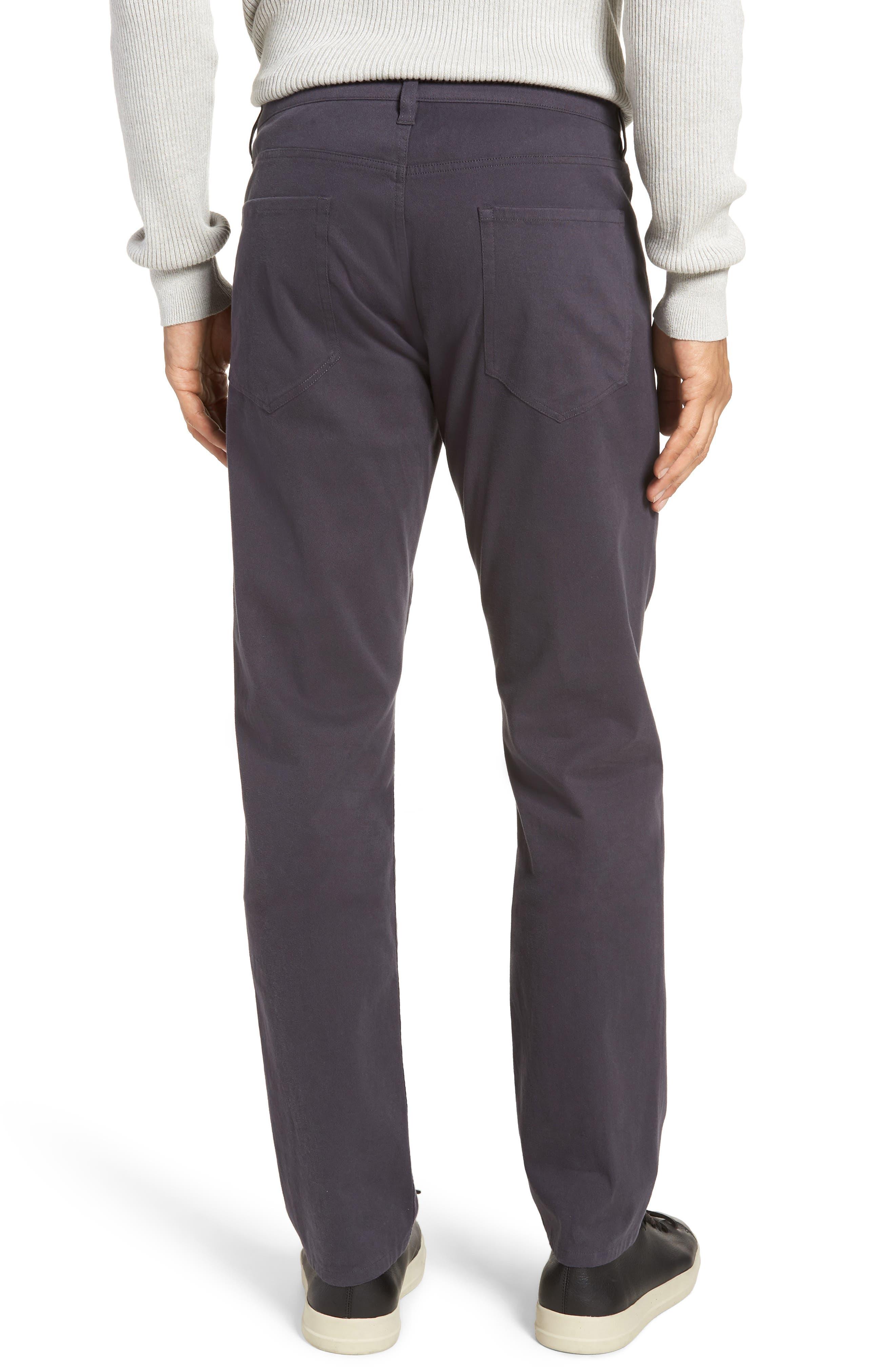 Regular Fit Five-Pocket Pants,                             Alternate thumbnail 3, color,