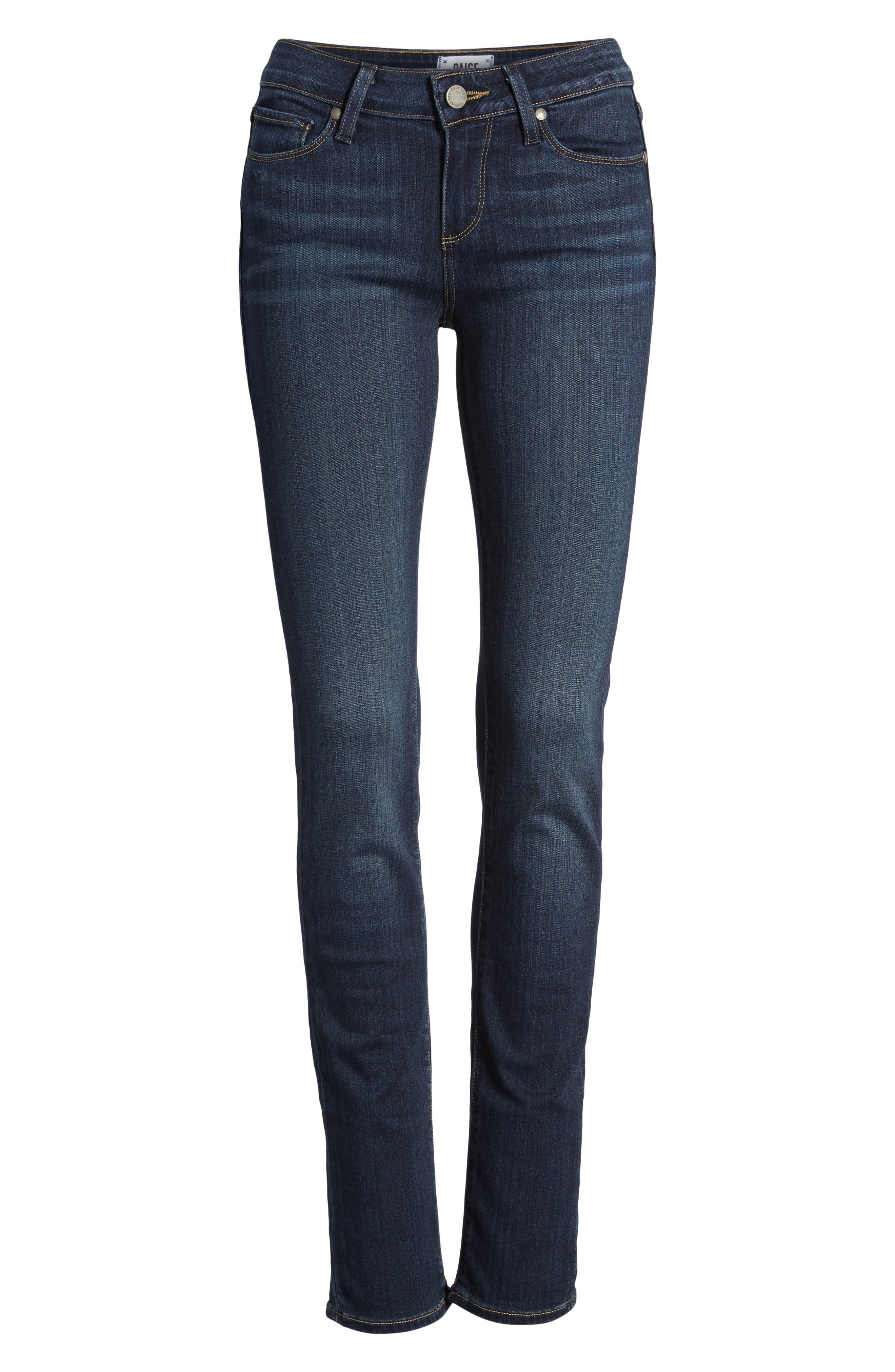 Denim 'Skyline' Skinny Jeans,                             Alternate thumbnail 2, color,                             400