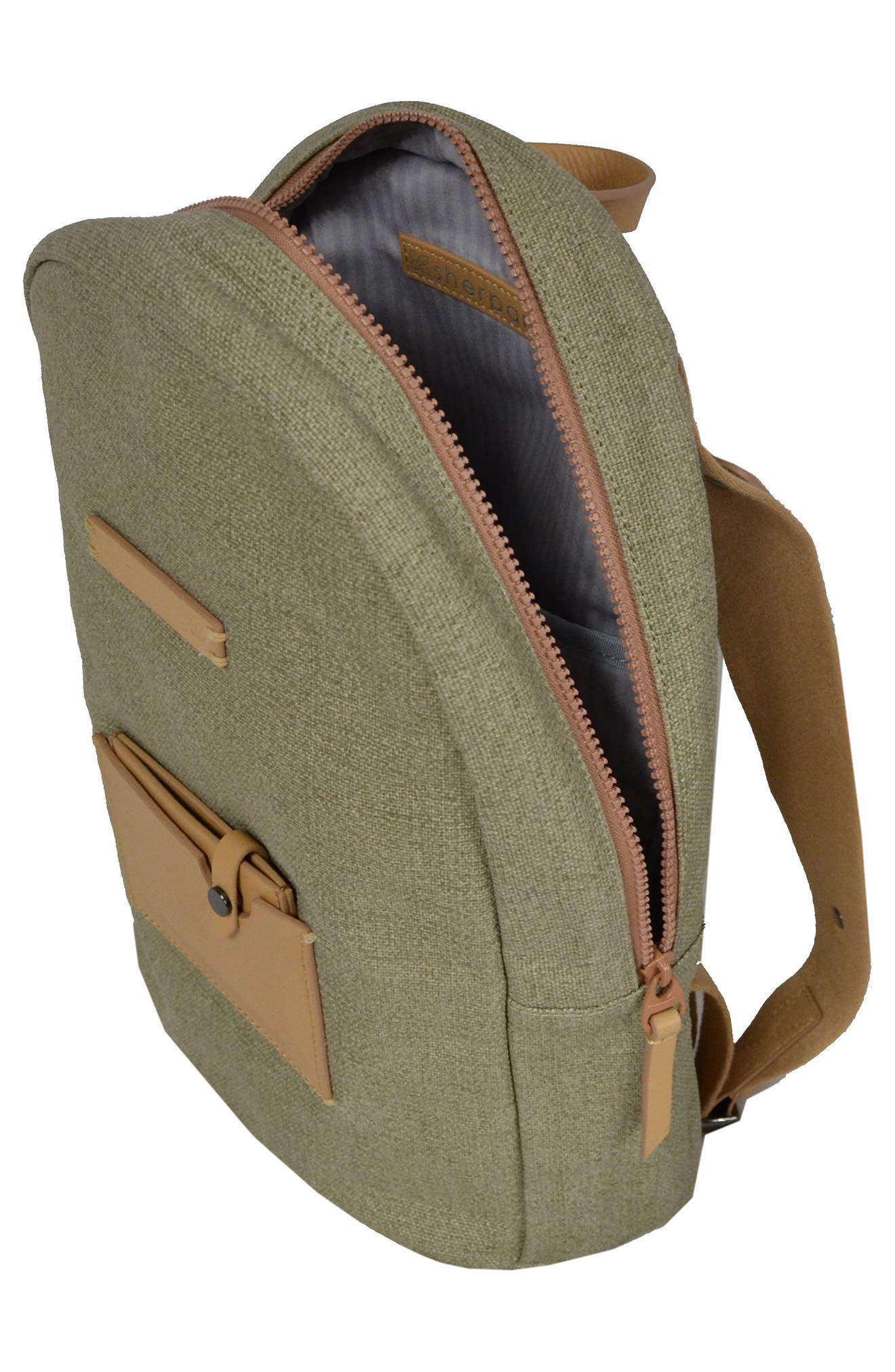 Indie Boiled Wool Backpack,                             Alternate thumbnail 12, color,