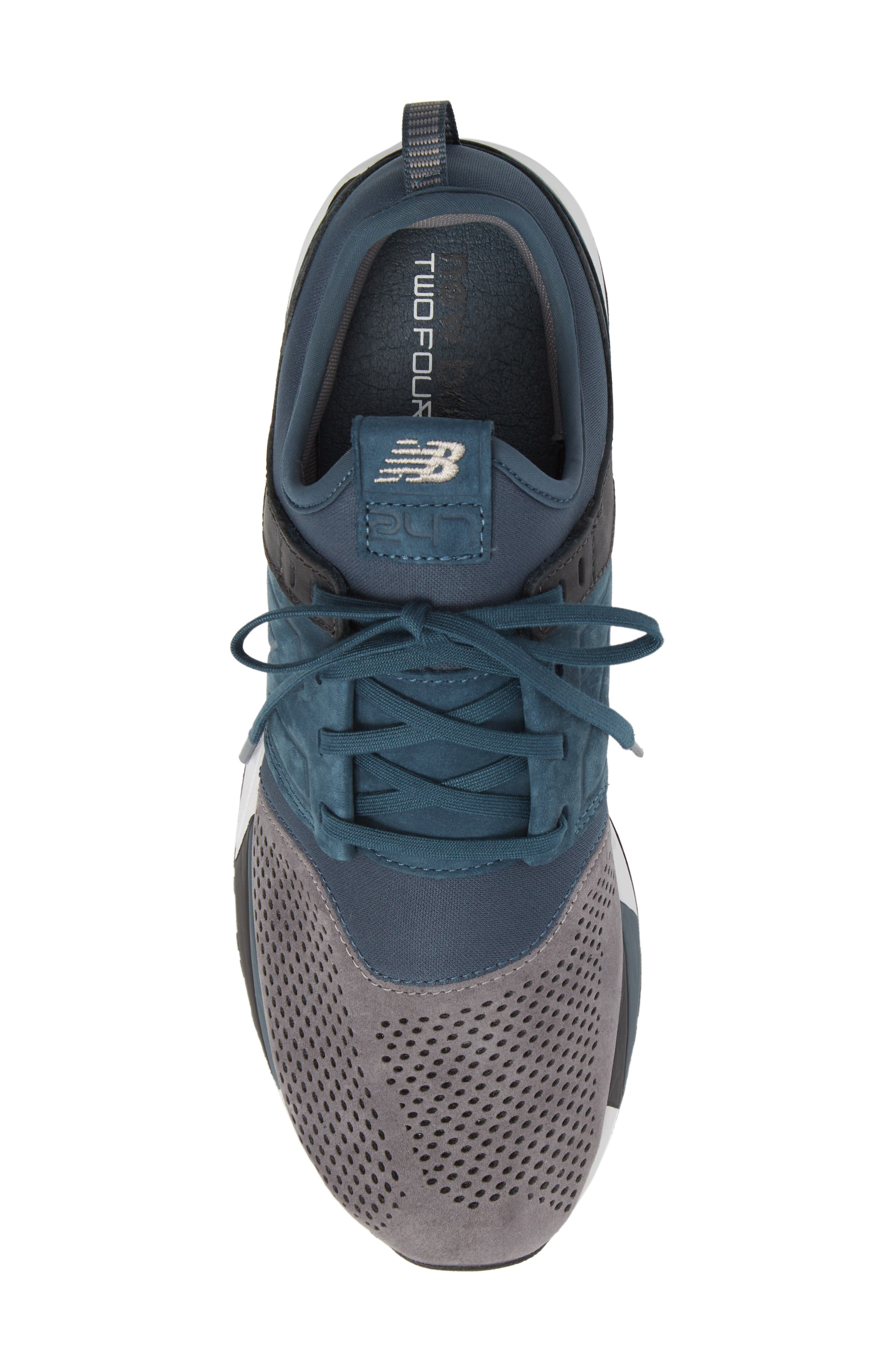 274 Luxe Sneaker,                             Alternate thumbnail 10, color,