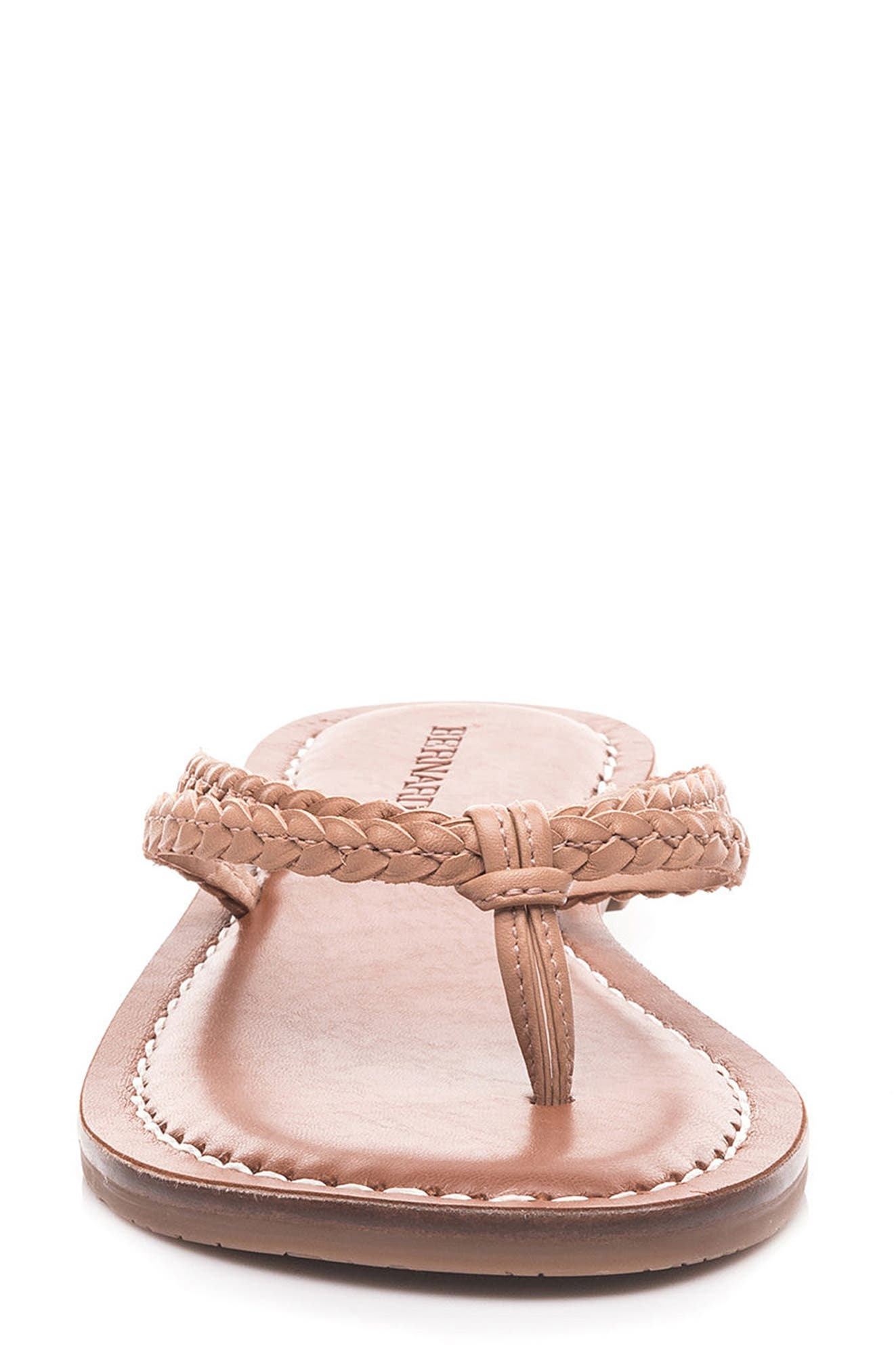 Bernardo Greta Braided Strap Sandal,                             Alternate thumbnail 26, color,