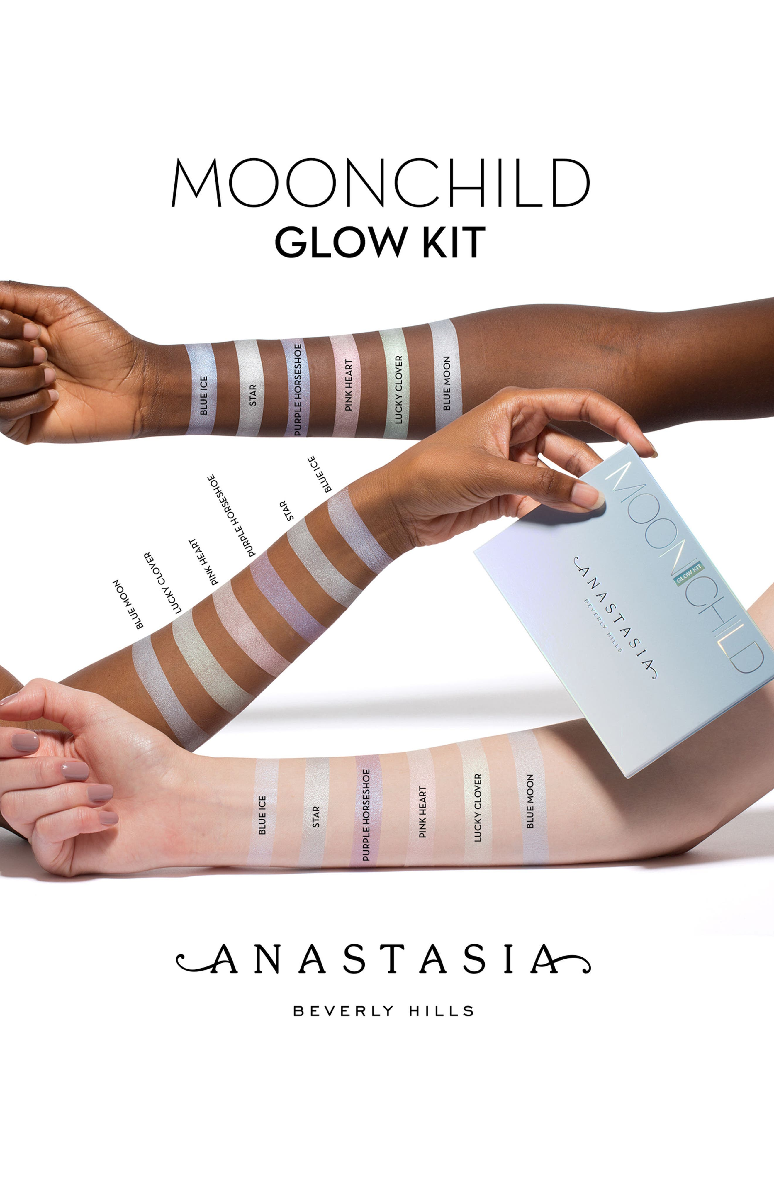 Glow Kit,                             Alternate thumbnail 2, color,                             MOONCHILD