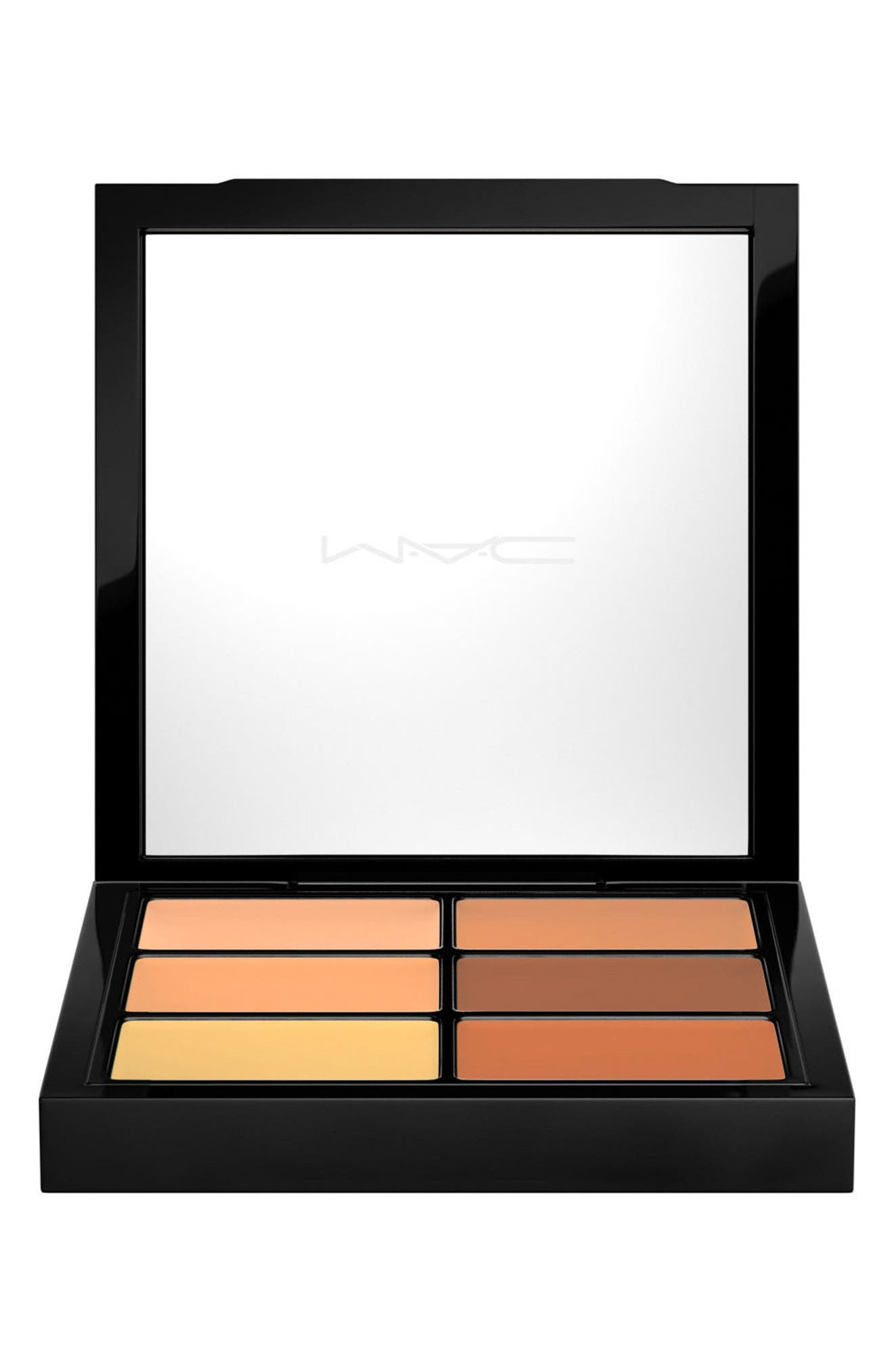 MAC Studio Conceal and Correct Palette,                             Alternate thumbnail 2, color,                             MEDIUM DEEP