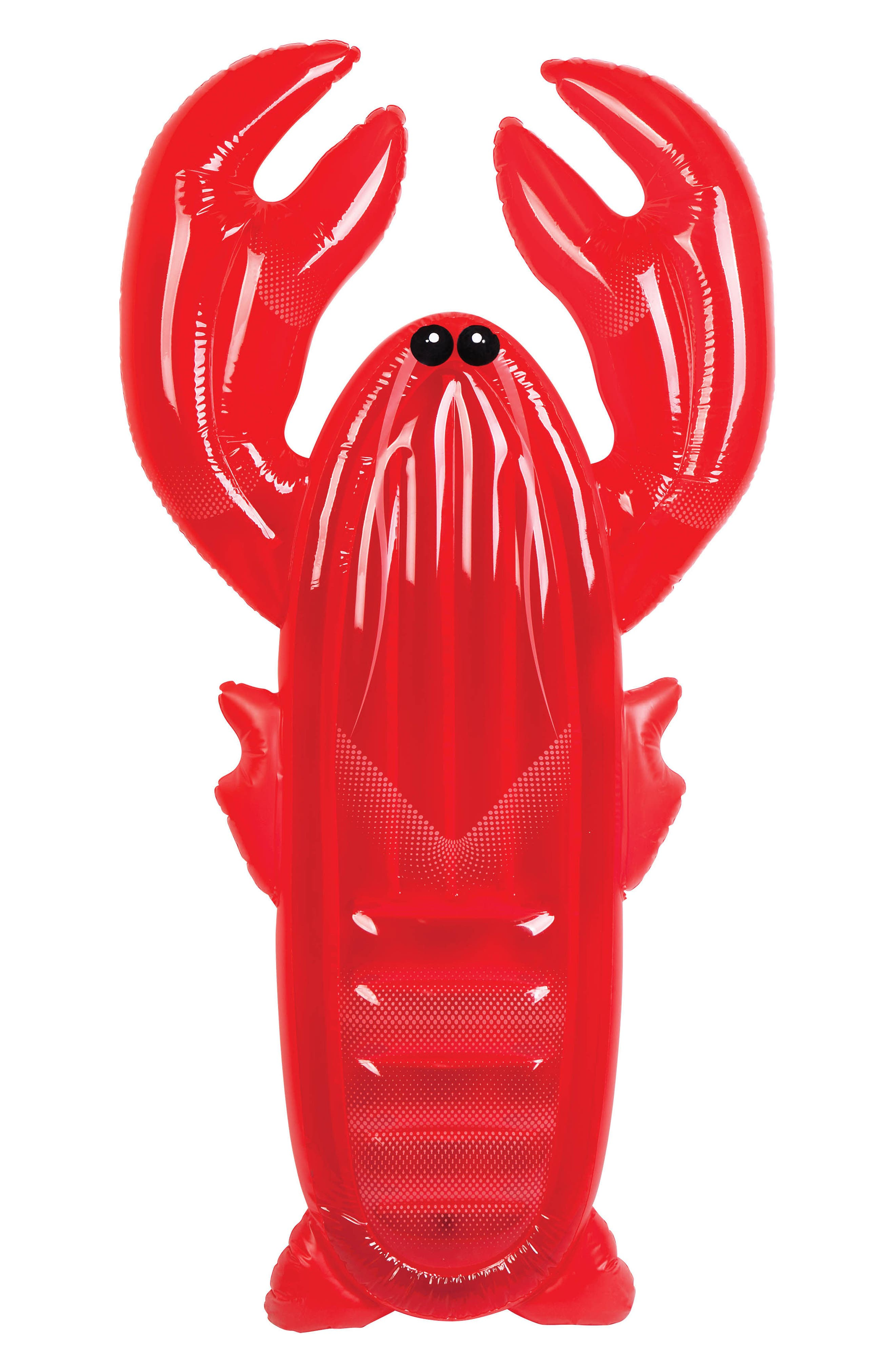Inflatable Lobster Pool Float,                             Main thumbnail 1, color,