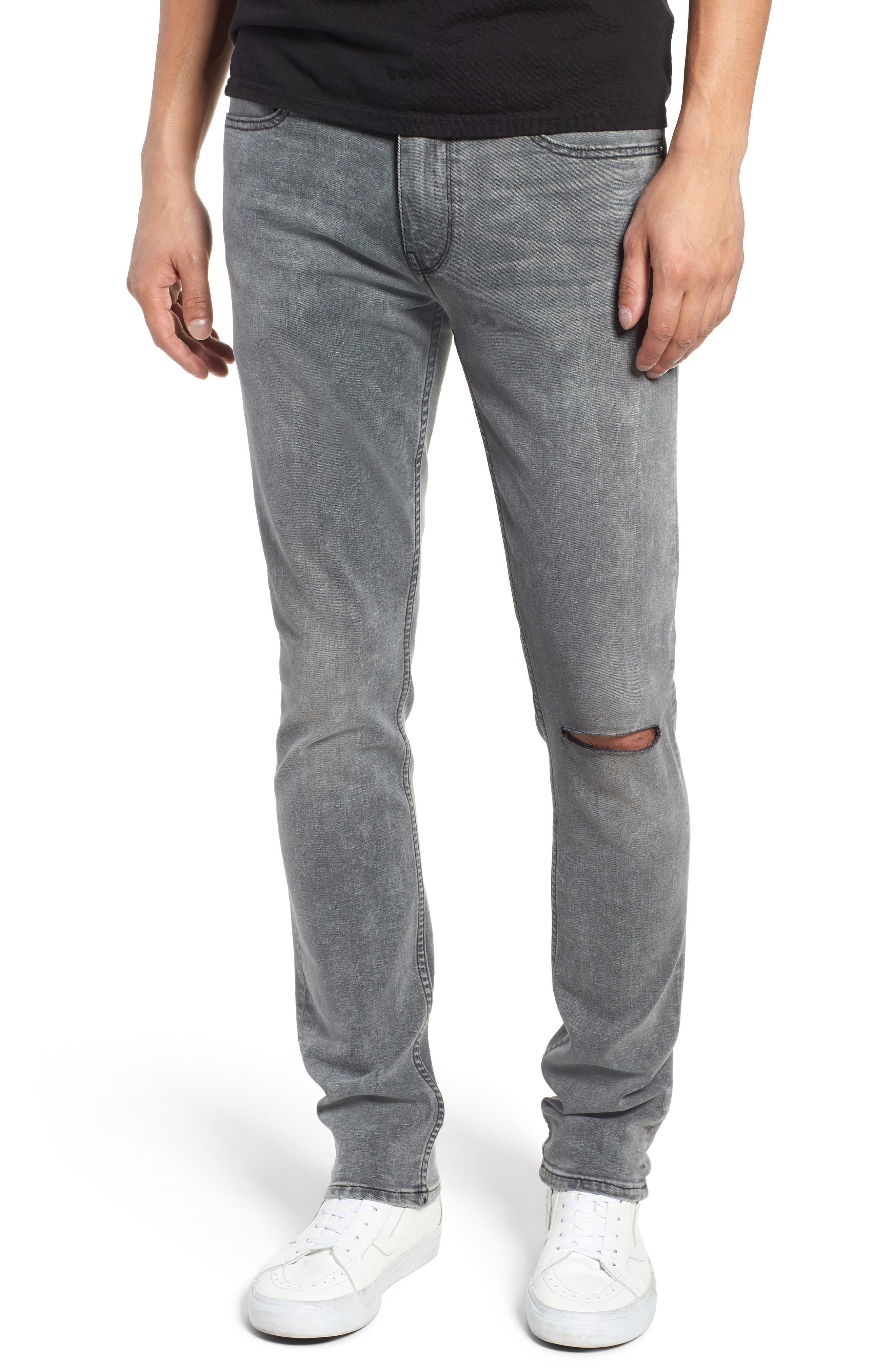 Lennox Slim Fit Jeans,                             Main thumbnail 1, color,                             020