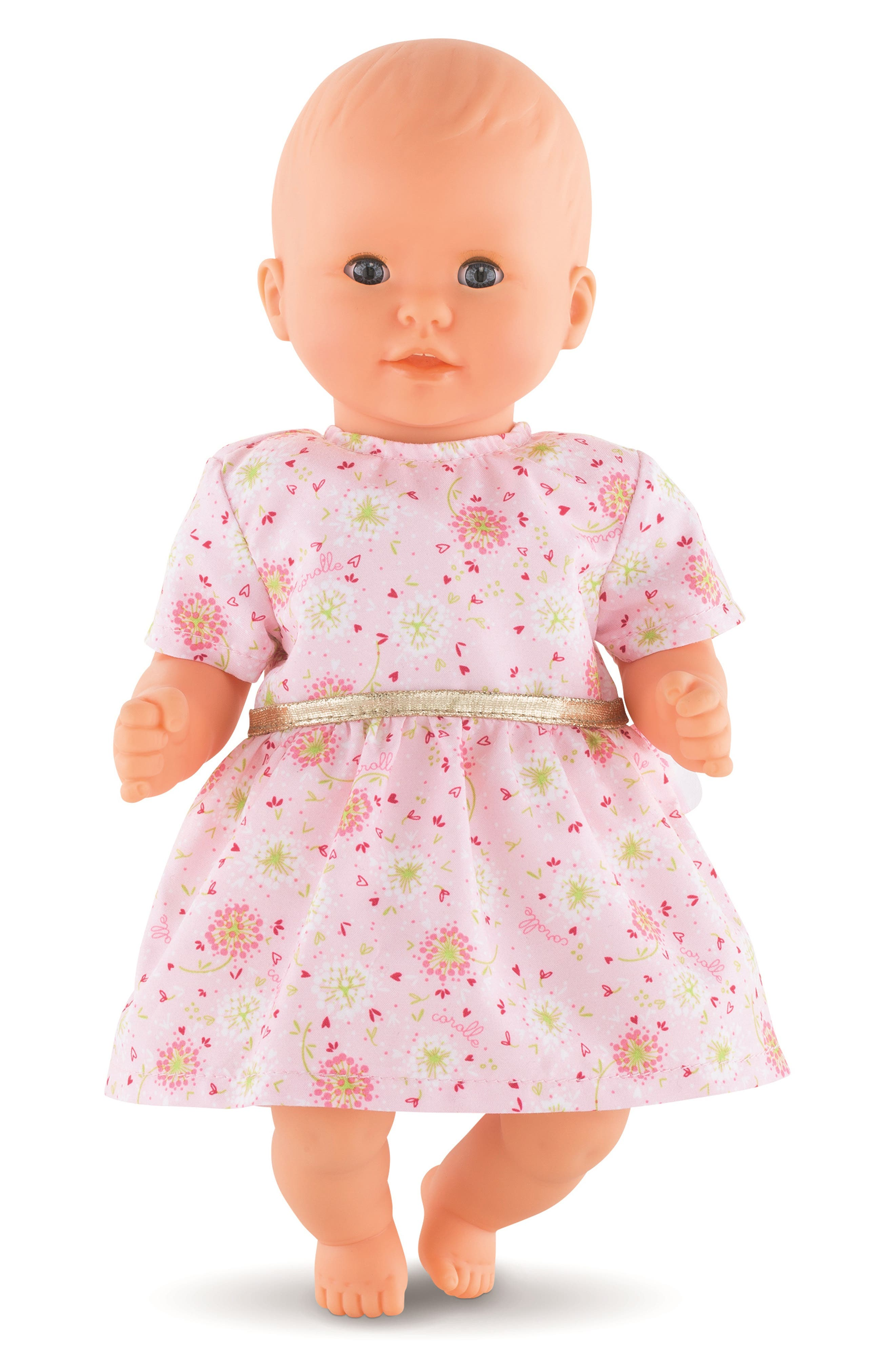 Toddler Girls Corolle 12Inch Doll Dress