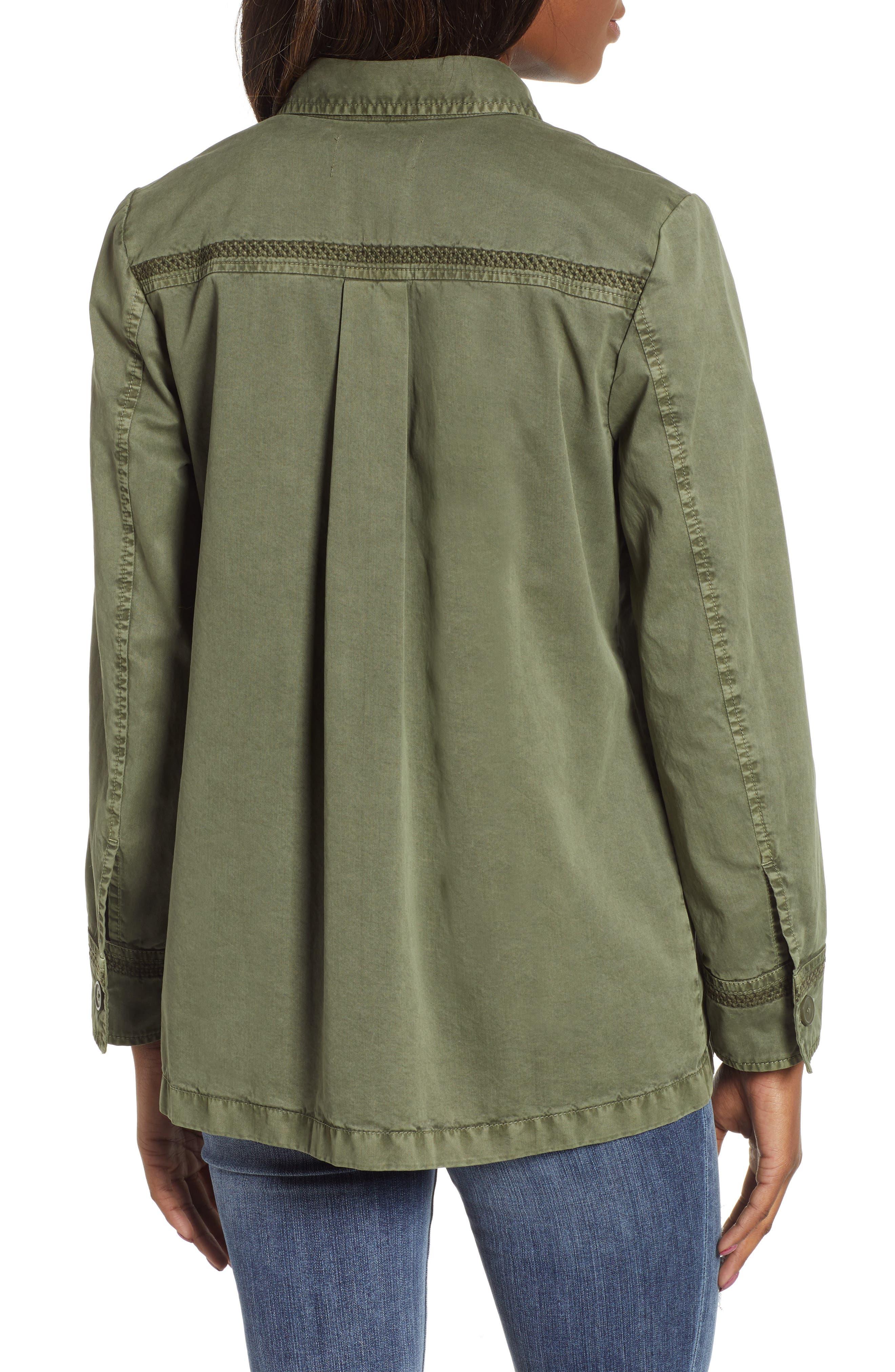 CASLON<SUP>®</SUP>,                             Utility Jacket,                             Alternate thumbnail 2, color,                             301