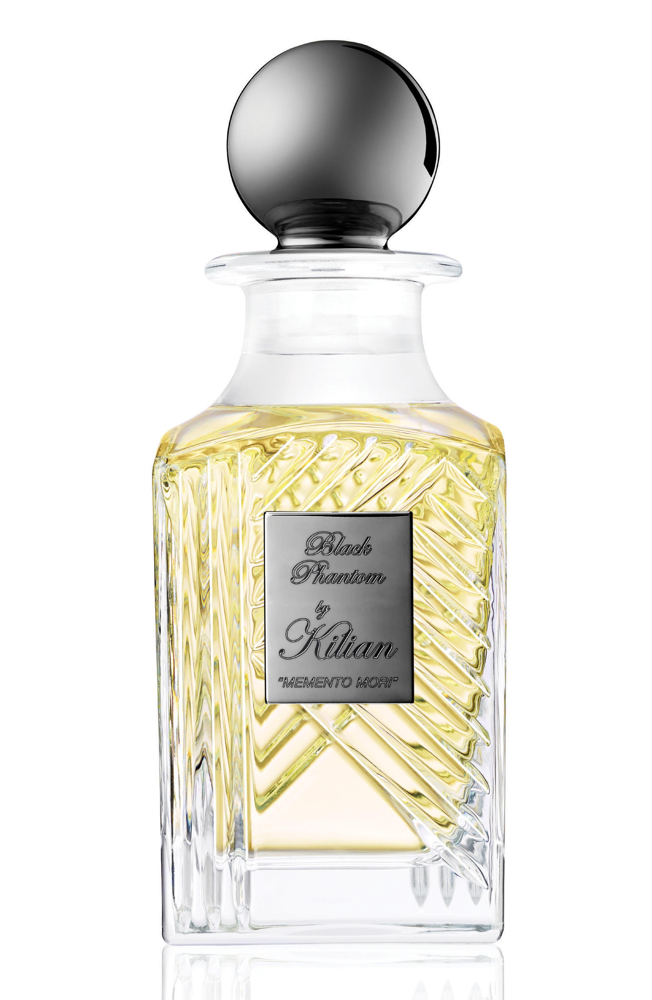 Black Phantom Memento Mori Eau de Parfum Mini Carafe,                             Main thumbnail 1, color,                             NO COLOR