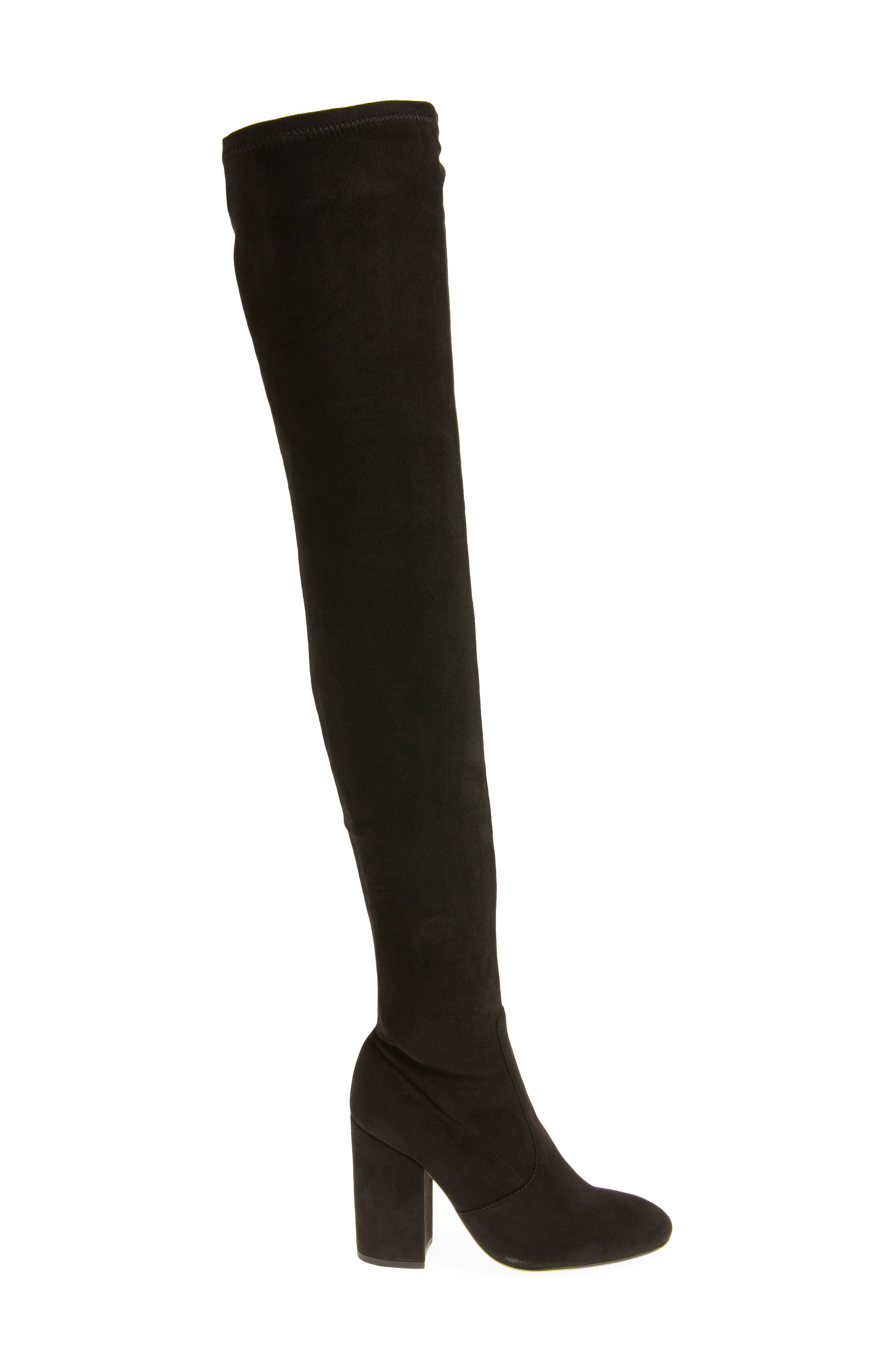 Athens Over the Knee Boot,                             Alternate thumbnail 3, color,                             001