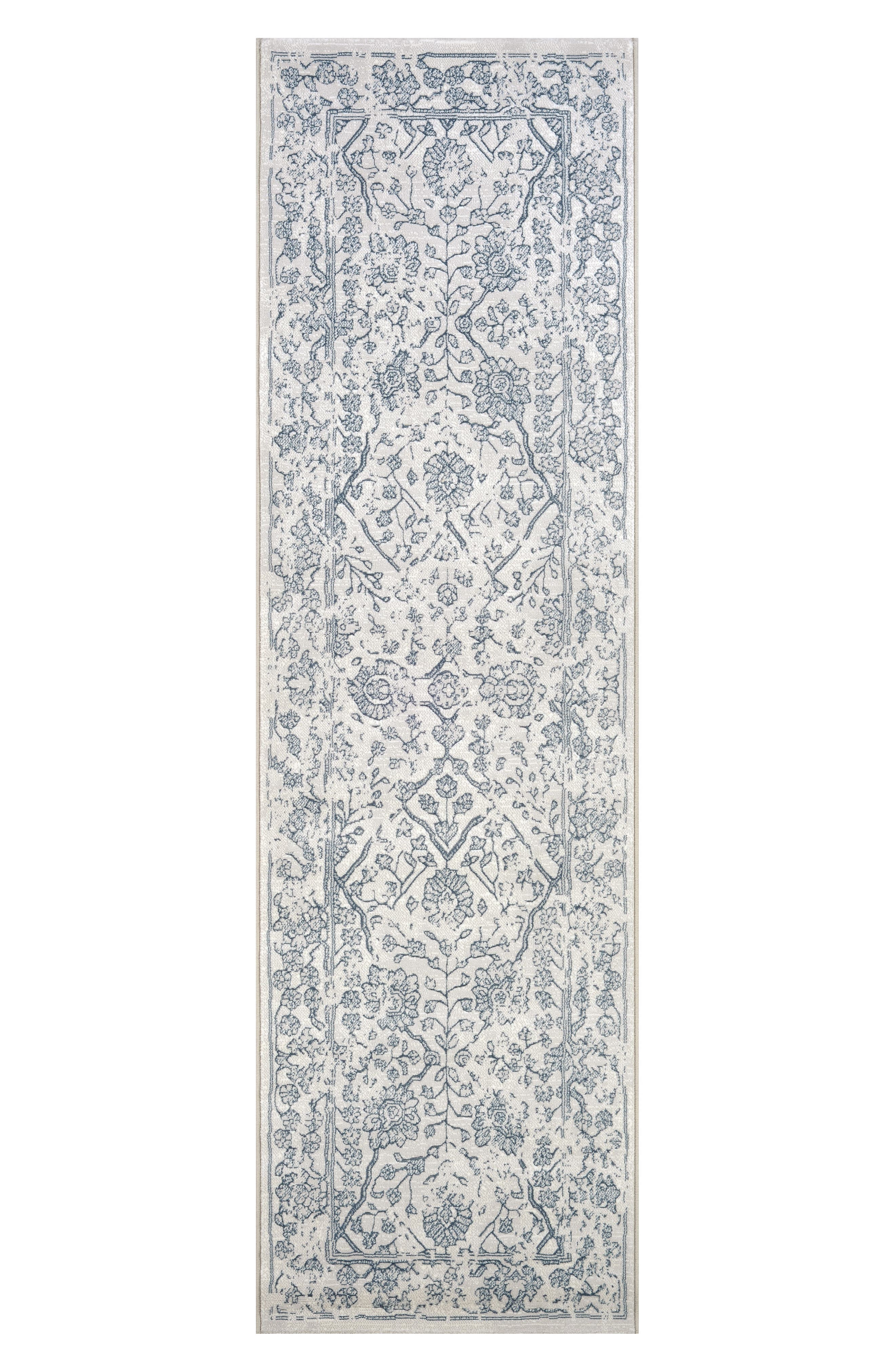 Lillian Indoor/Outdoor Rug,                             Alternate thumbnail 2, color,                             OYSTER/SLATE BLUE
