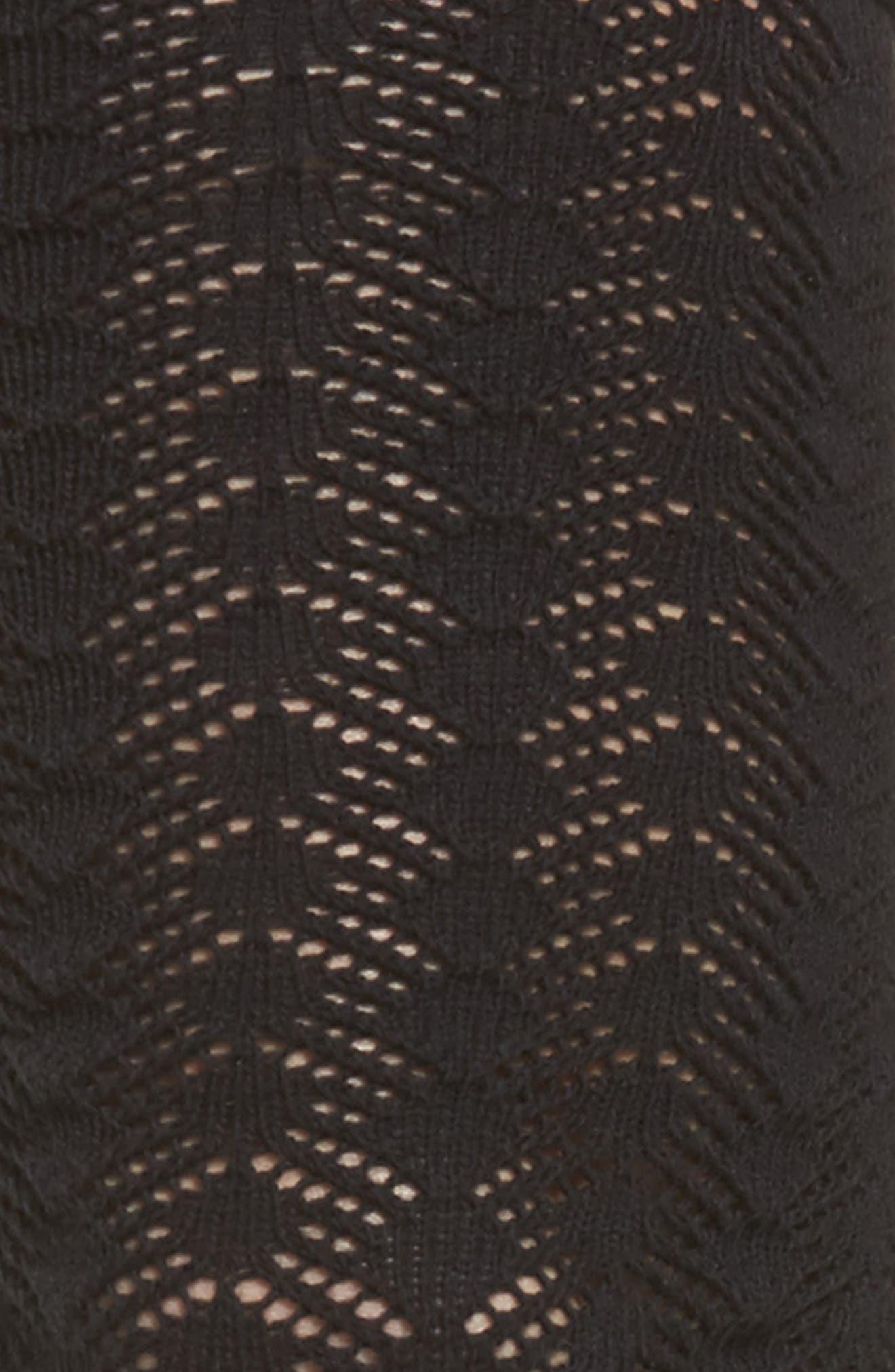 Sasha Leg Warmers,                             Alternate thumbnail 2, color,                             BLACK