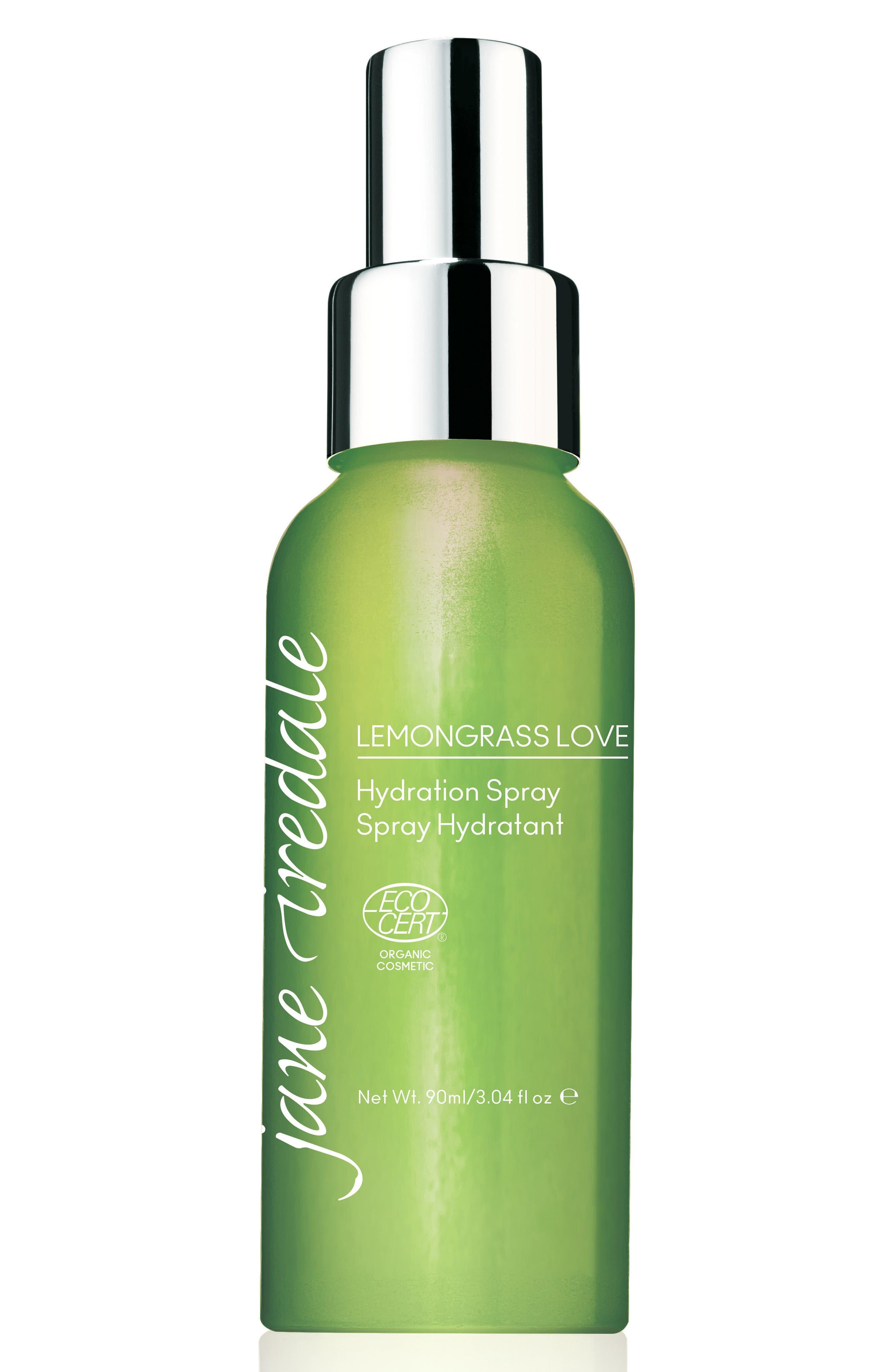 Lemongrass Love Hydration Spray,                             Main thumbnail 1, color,                             000