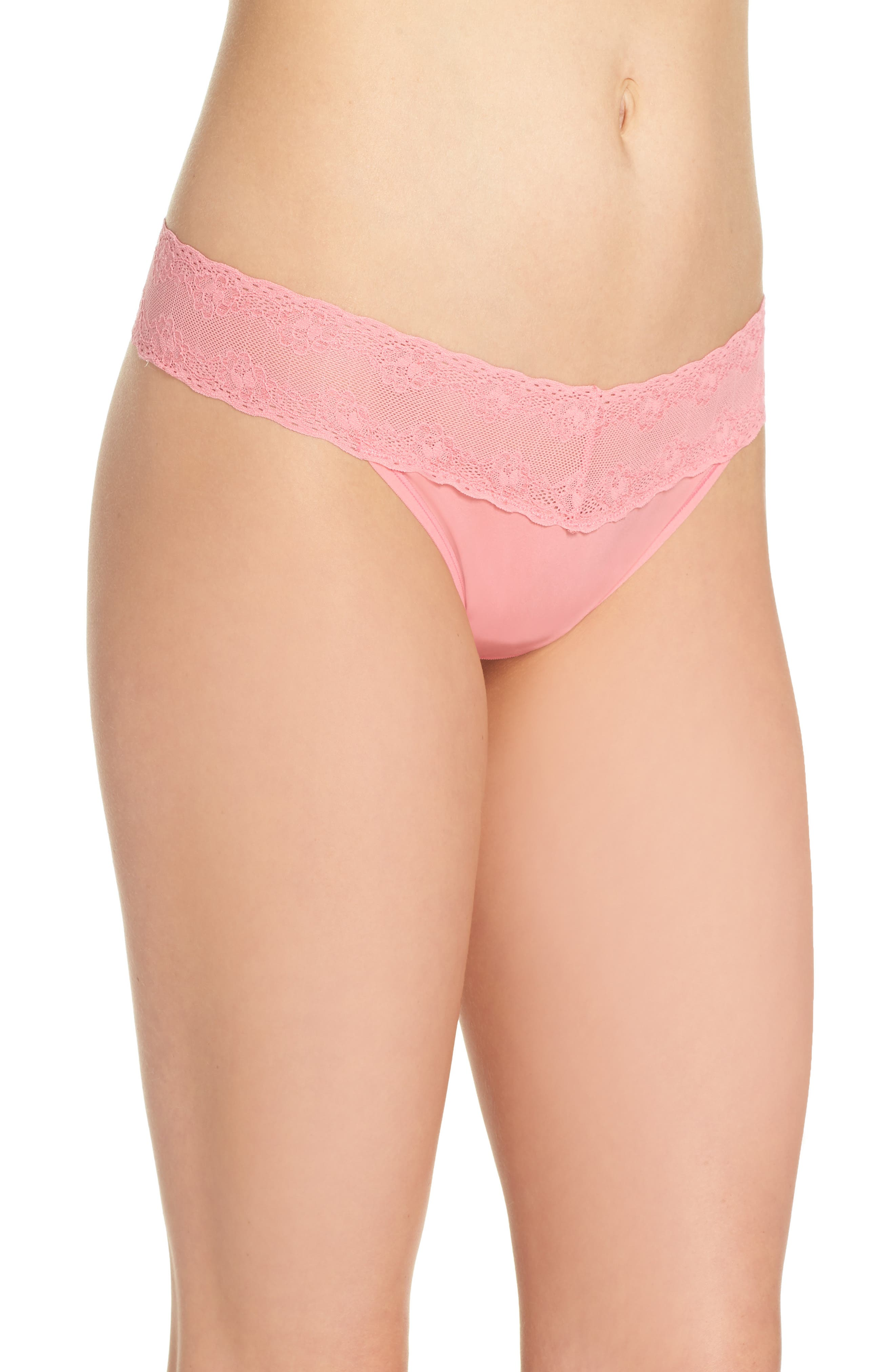 Bliss Perfection Thong,                             Alternate thumbnail 236, color,