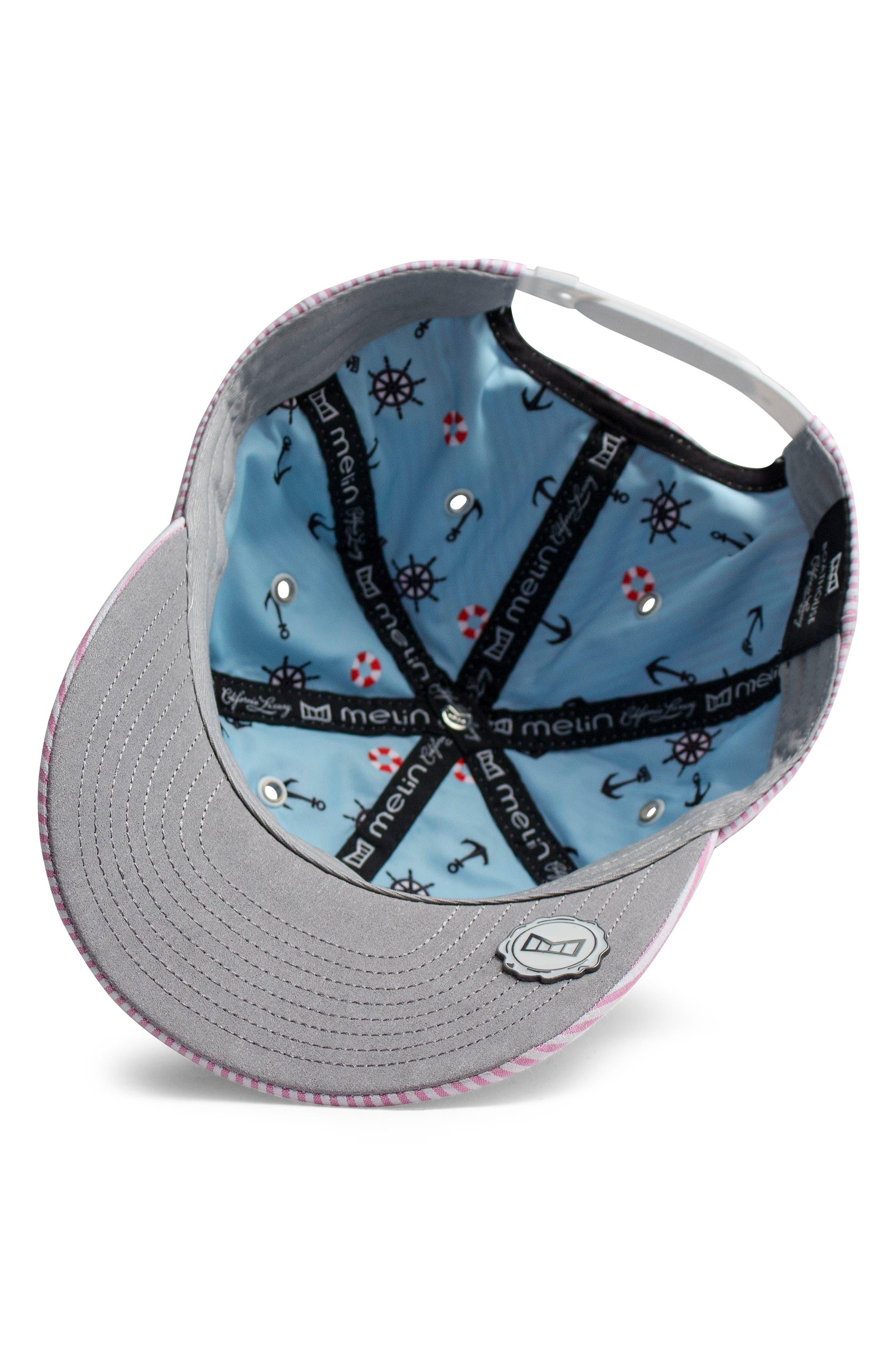 Boathouse Snapback Baseball Cap,                             Alternate thumbnail 10, color,
