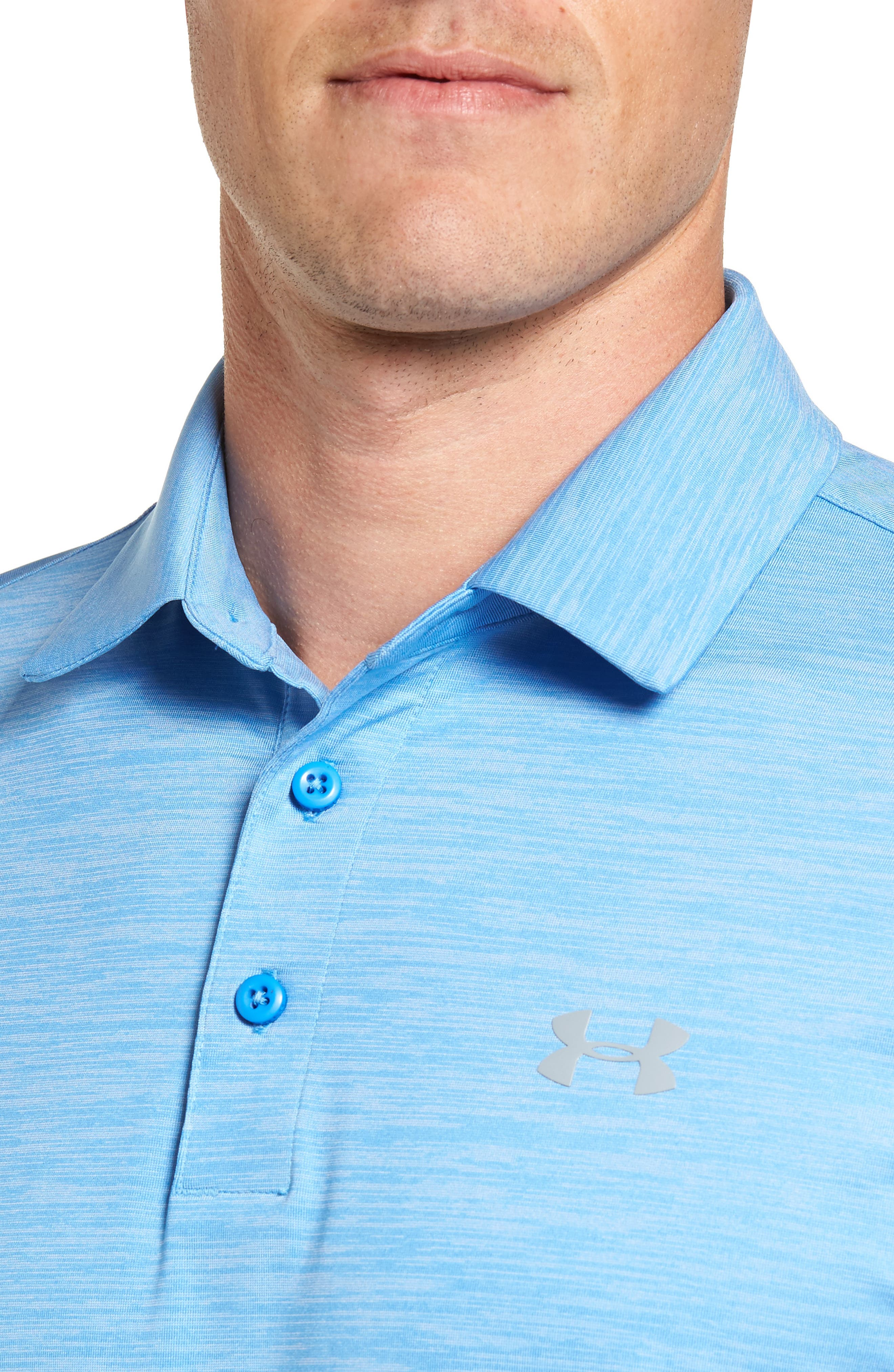 'Playoff' Loose Fit Short Sleeve Polo,                             Alternate thumbnail 214, color,