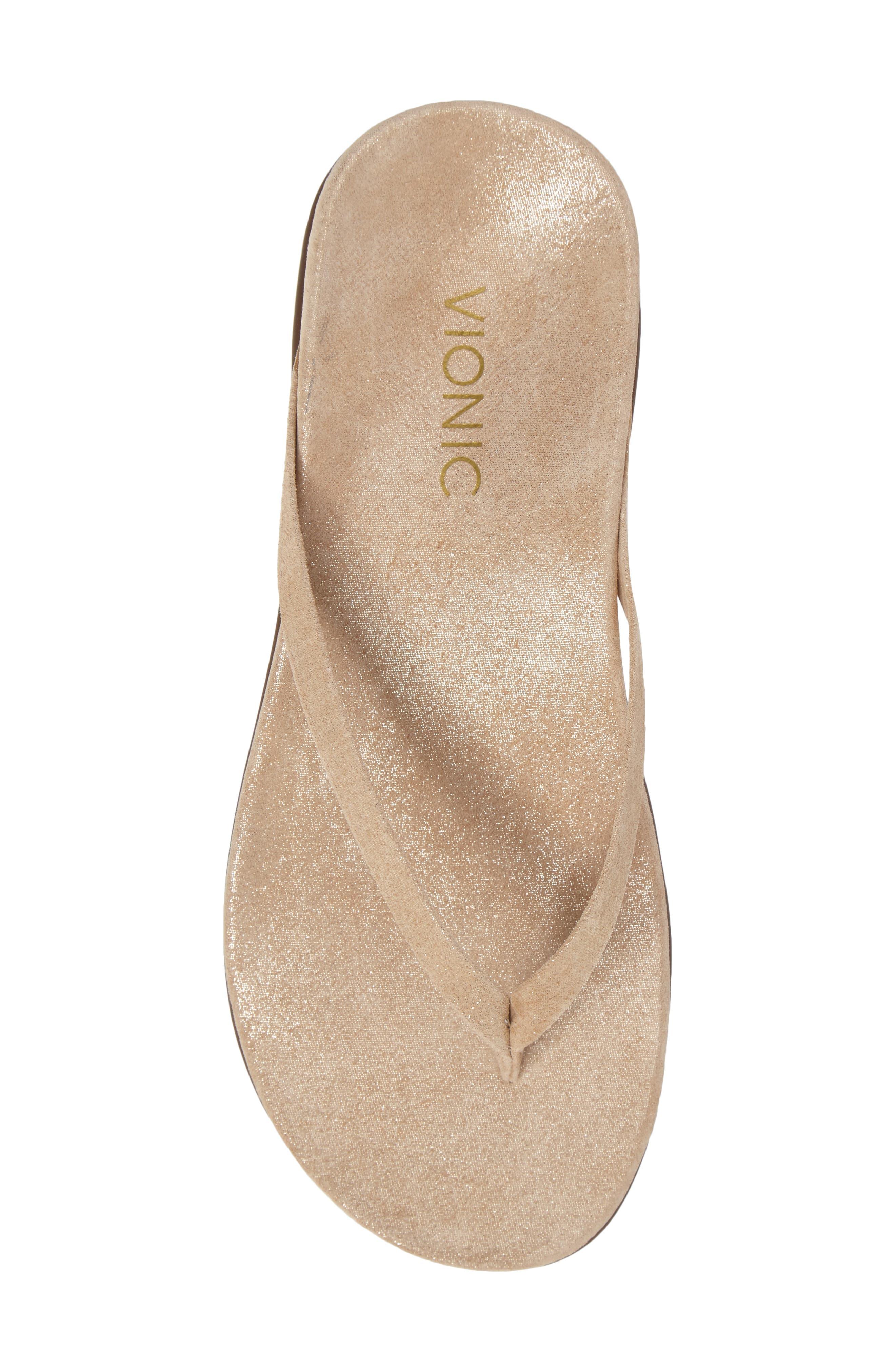 'Corfu' Sandal,                             Alternate thumbnail 5, color,                             290