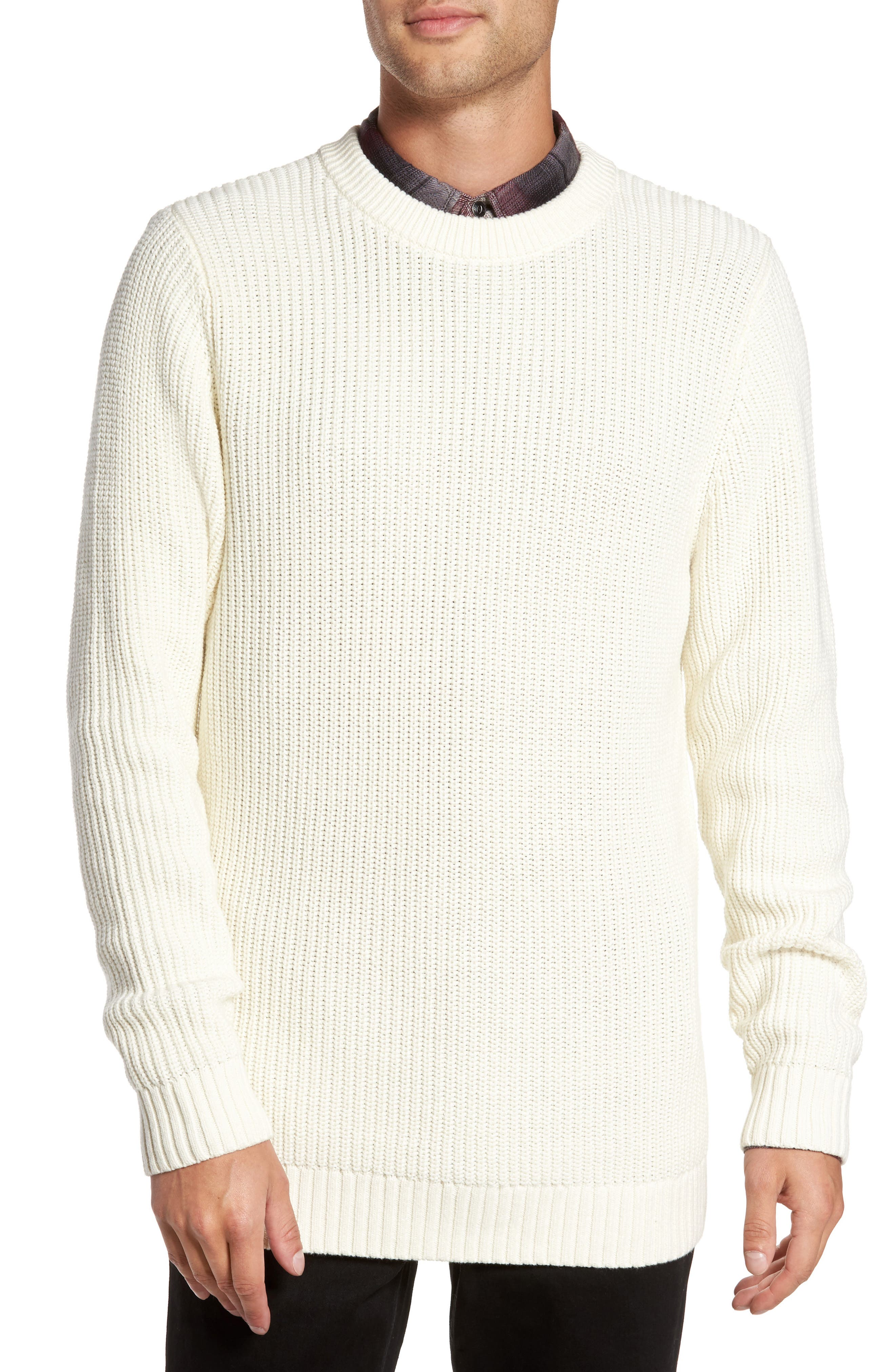 Shaker Stitch Sweater,                             Main thumbnail 2, color,
