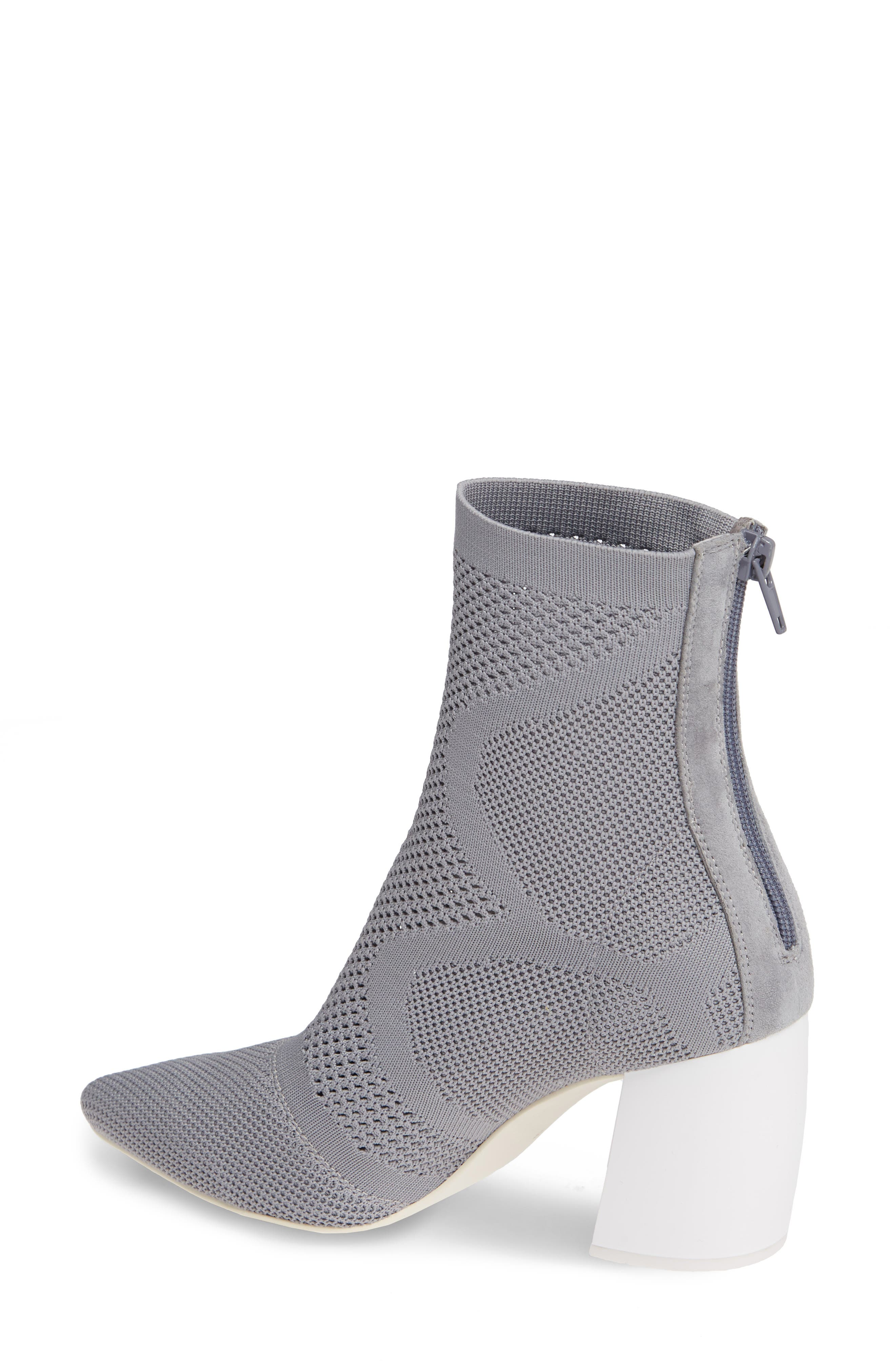 Final Bootie,                             Alternate thumbnail 2, color,                             GREY WHITE