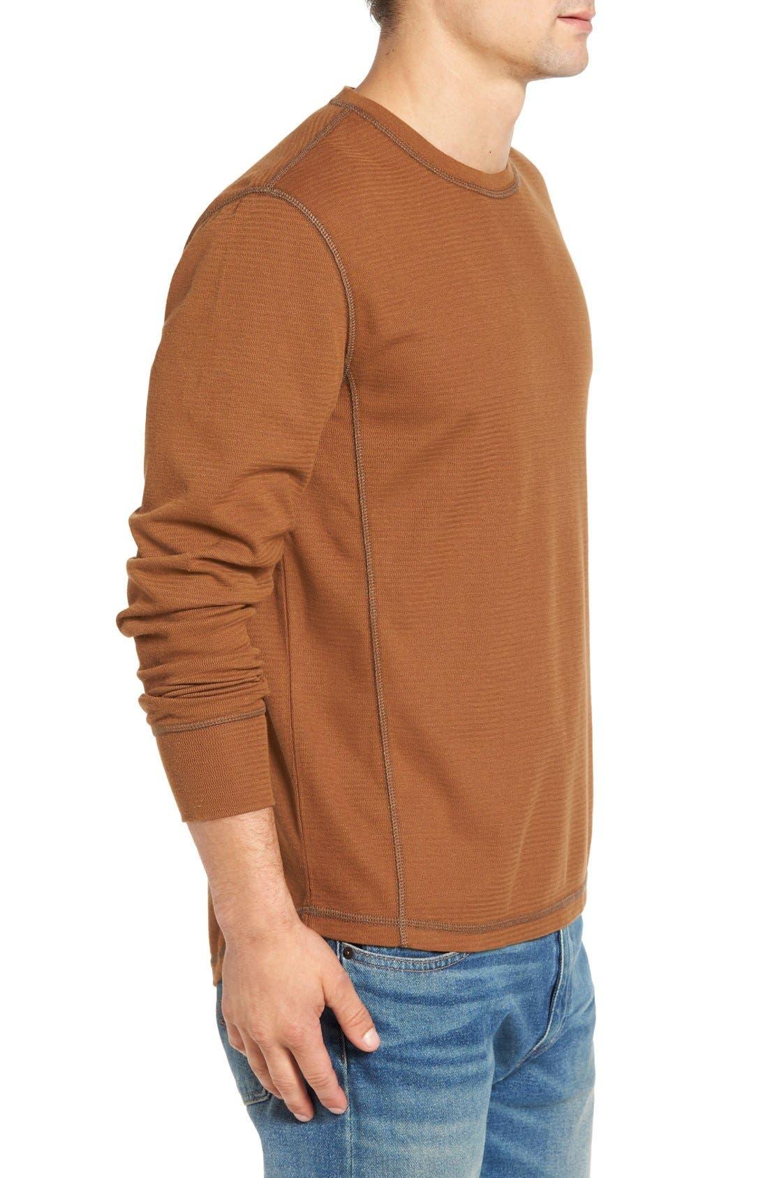 Larsen Zigzag Thermal T-Shirt,                             Alternate thumbnail 10, color,