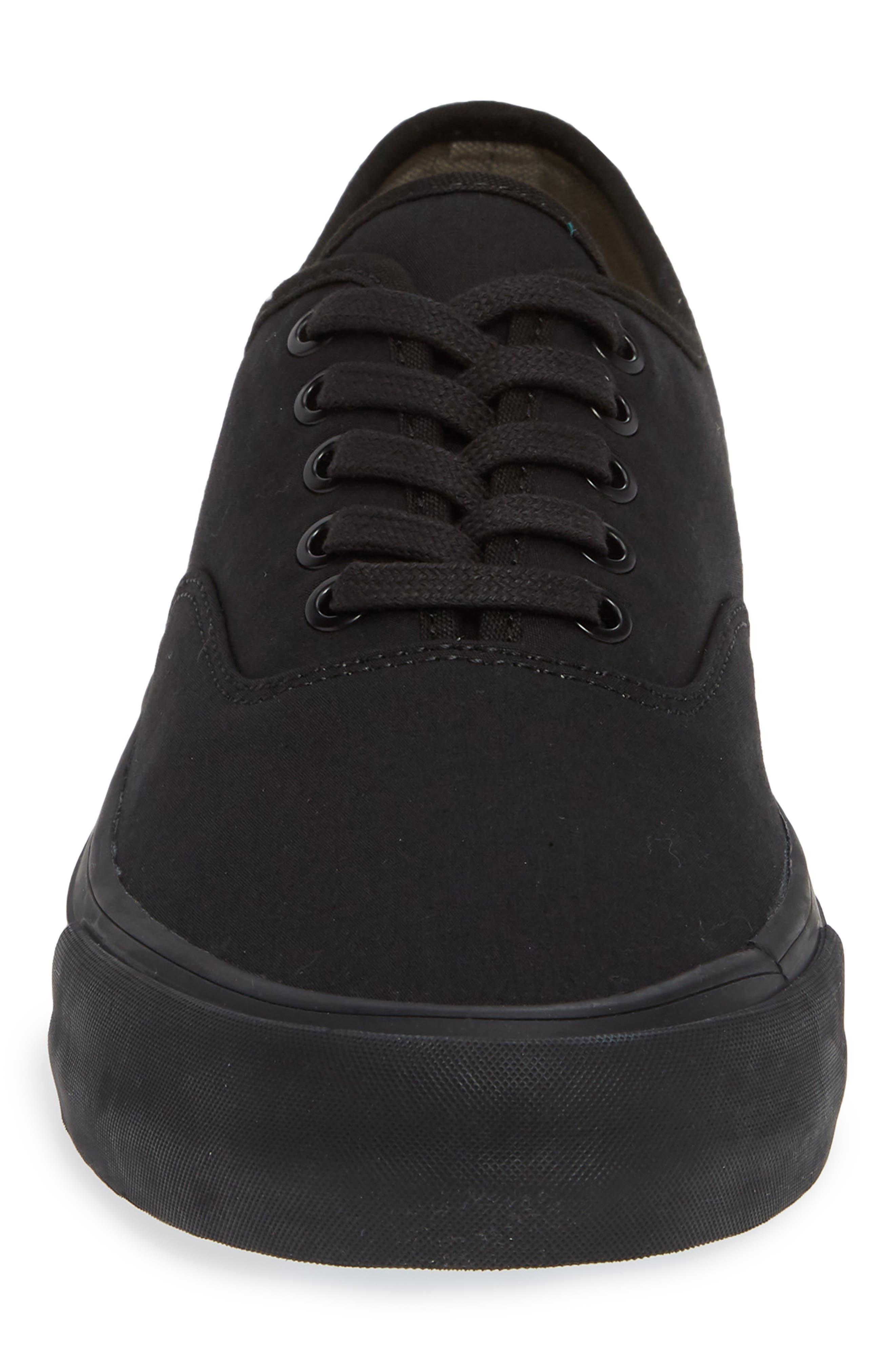 Legend Standard Sneaker,                             Alternate thumbnail 4, color,                             BLACK