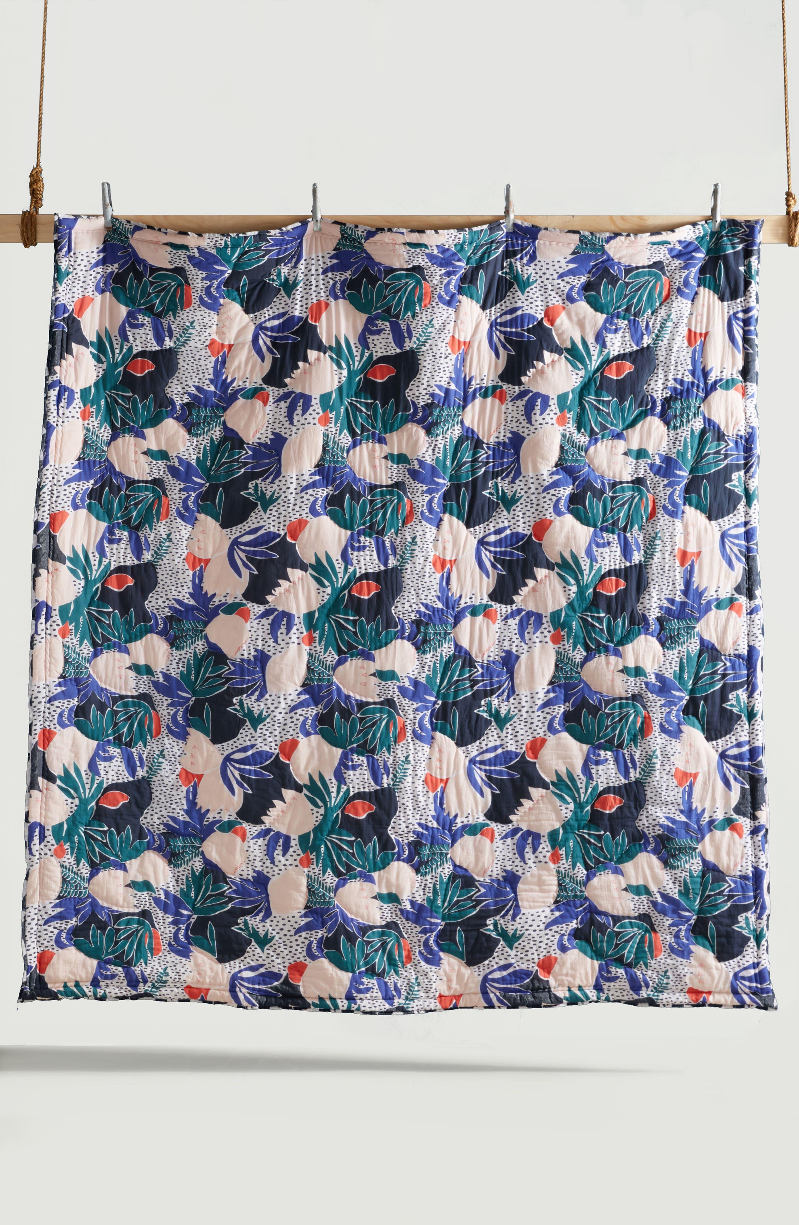 Cassie Byrnes Melbourne Quilt,                             Alternate thumbnail 5, color,                             400