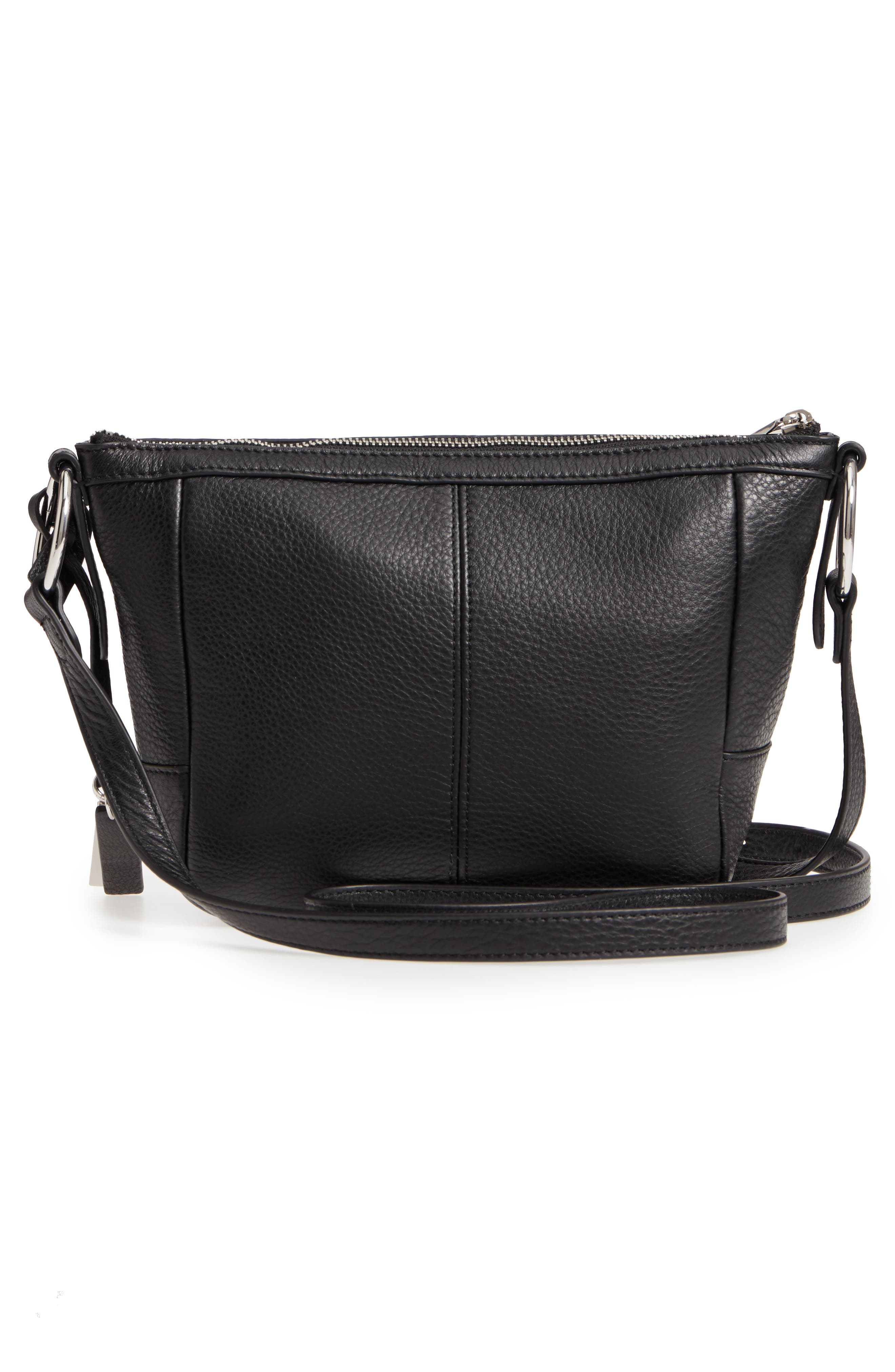 Nikia Crossbody Bag,                             Alternate thumbnail 3, color,                             002