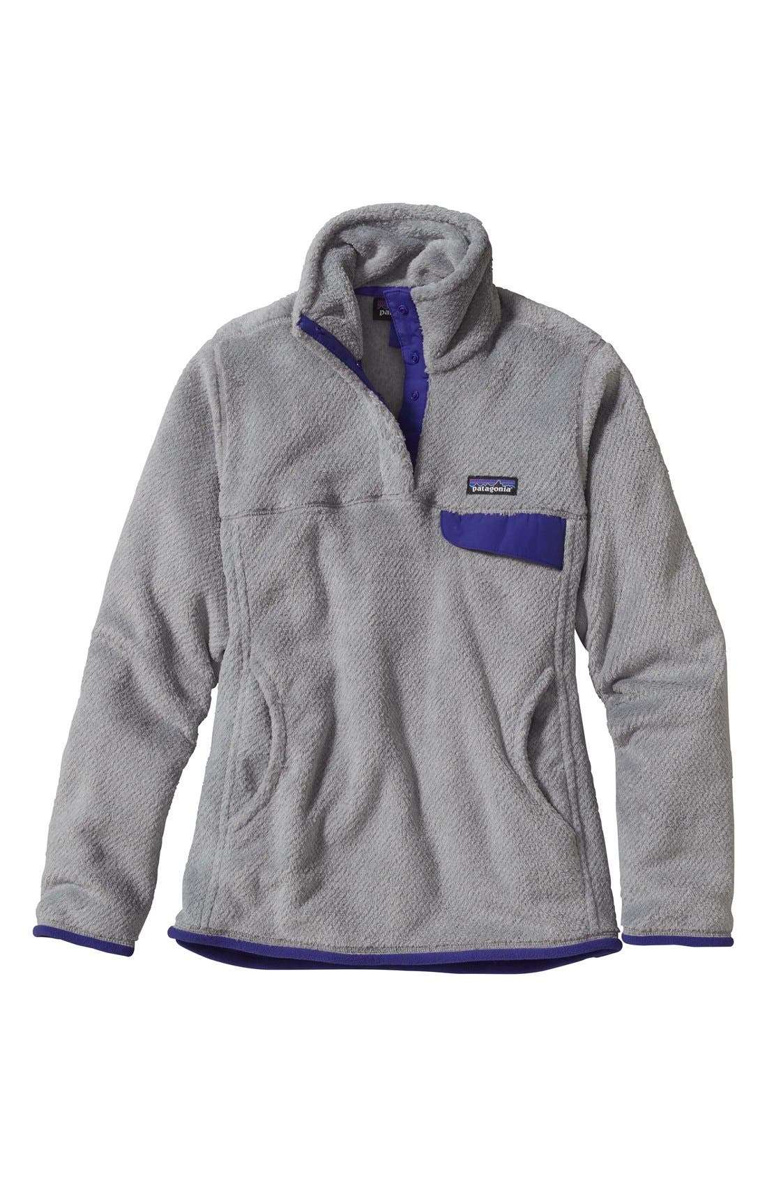 Re-Tool Snap-T<sup>®</sup> Fleece Pullover,                             Alternate thumbnail 71, color,
