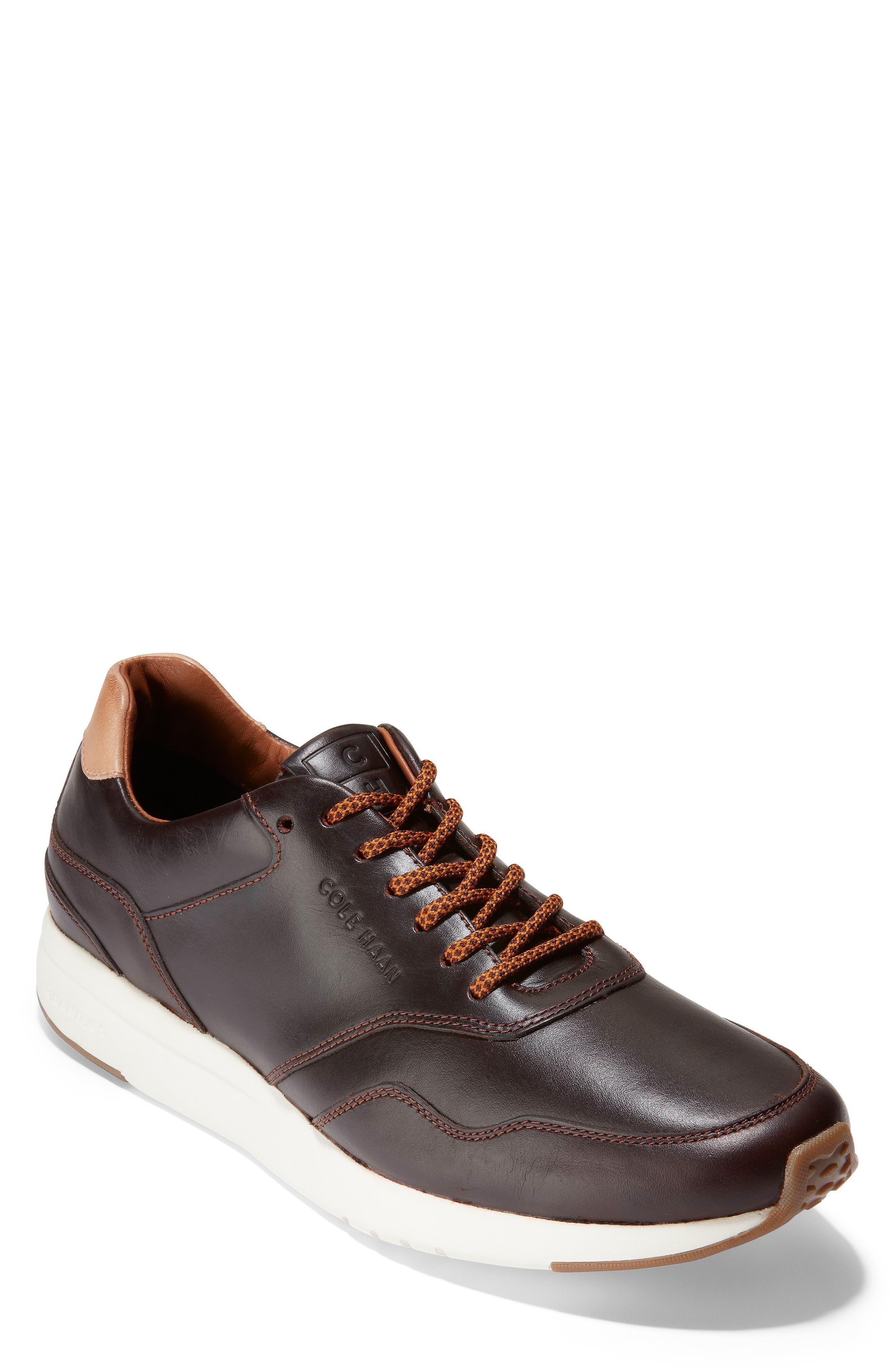 Cole Haan Grandpro Sneaker- Brown