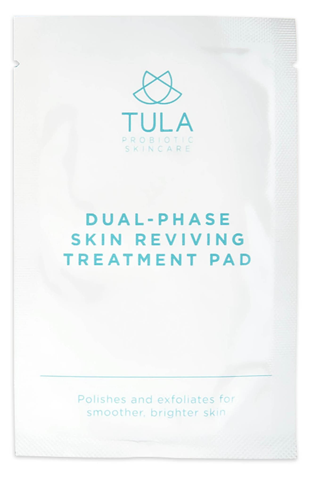 TULA PROBIOTIC SKINCARE,                             Dual Phase Skin Reviving Treatment Pads,                             Alternate thumbnail 2, color,                             NO COLOR
