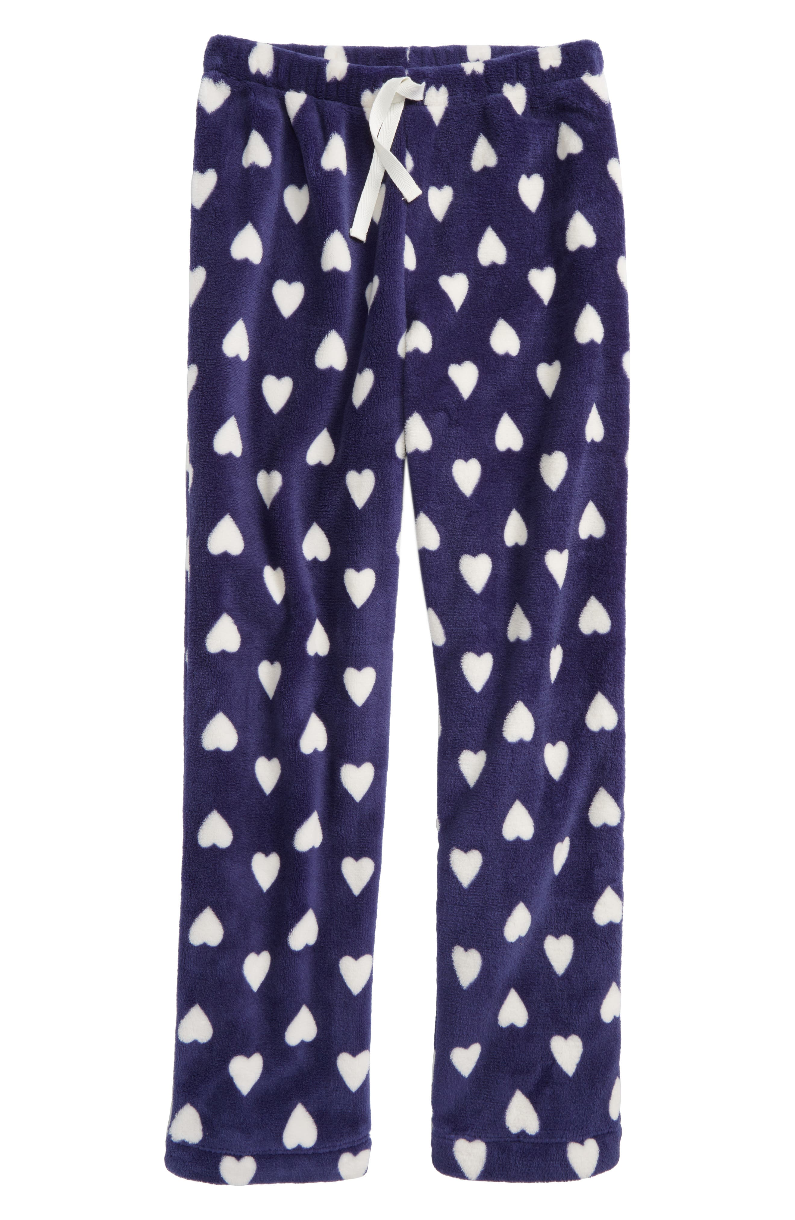 Fleece Pajama Pants,                             Main thumbnail 1, color,