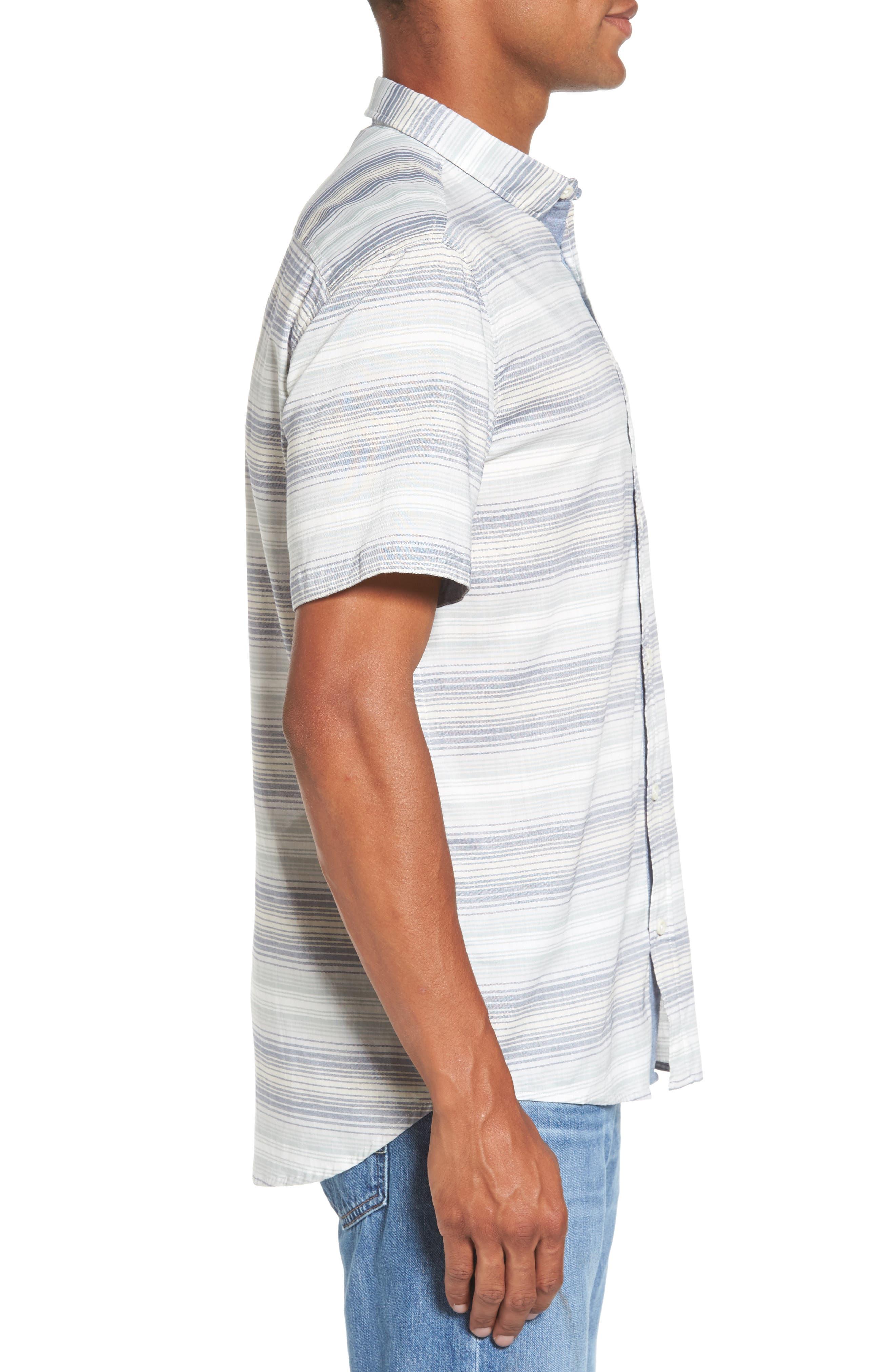 Aventail Stripe Shirt,                             Alternate thumbnail 5, color,