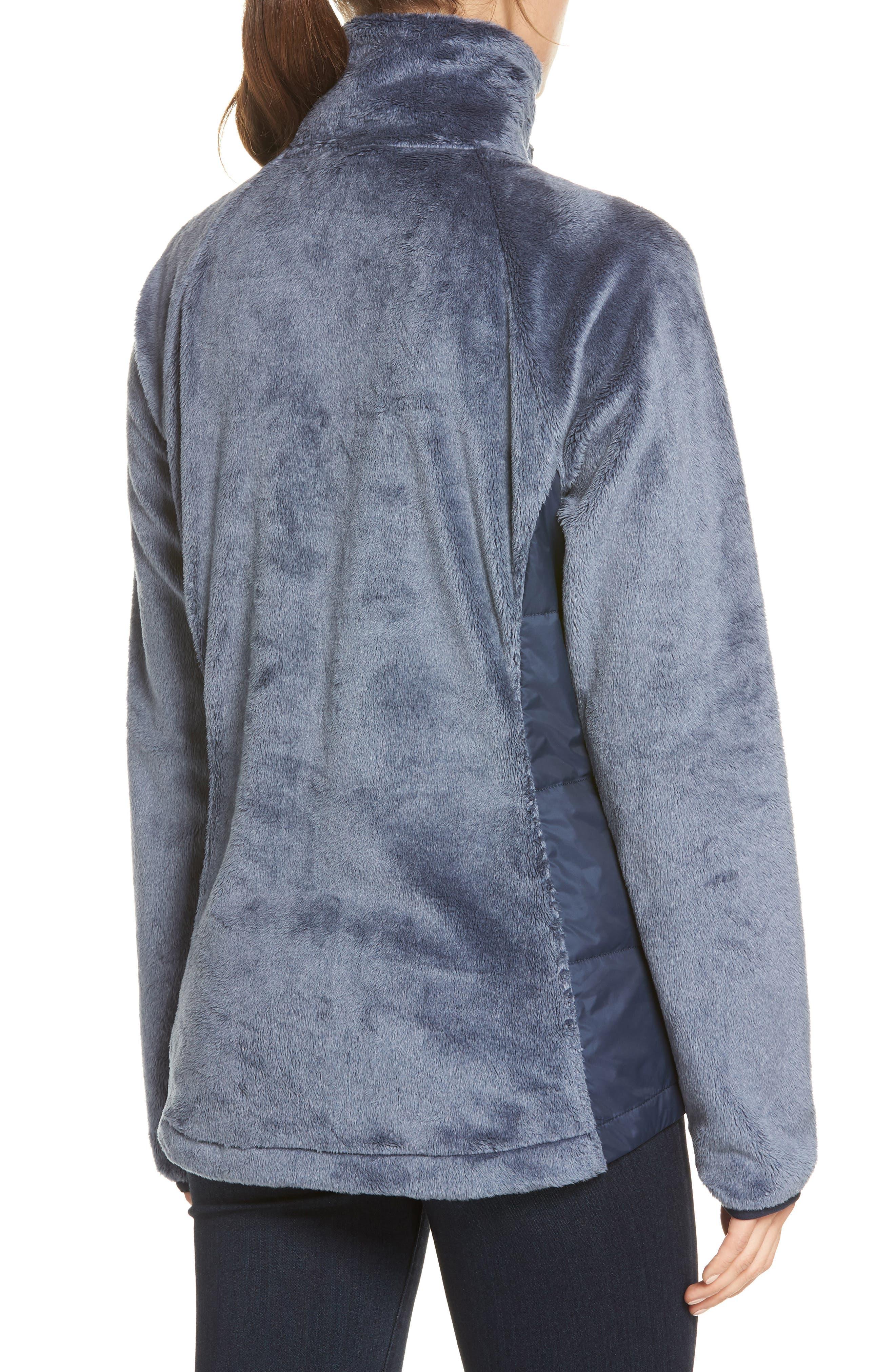 Osito Sport Hybrid Pullover Jacket,                             Alternate thumbnail 2, color,                             401
