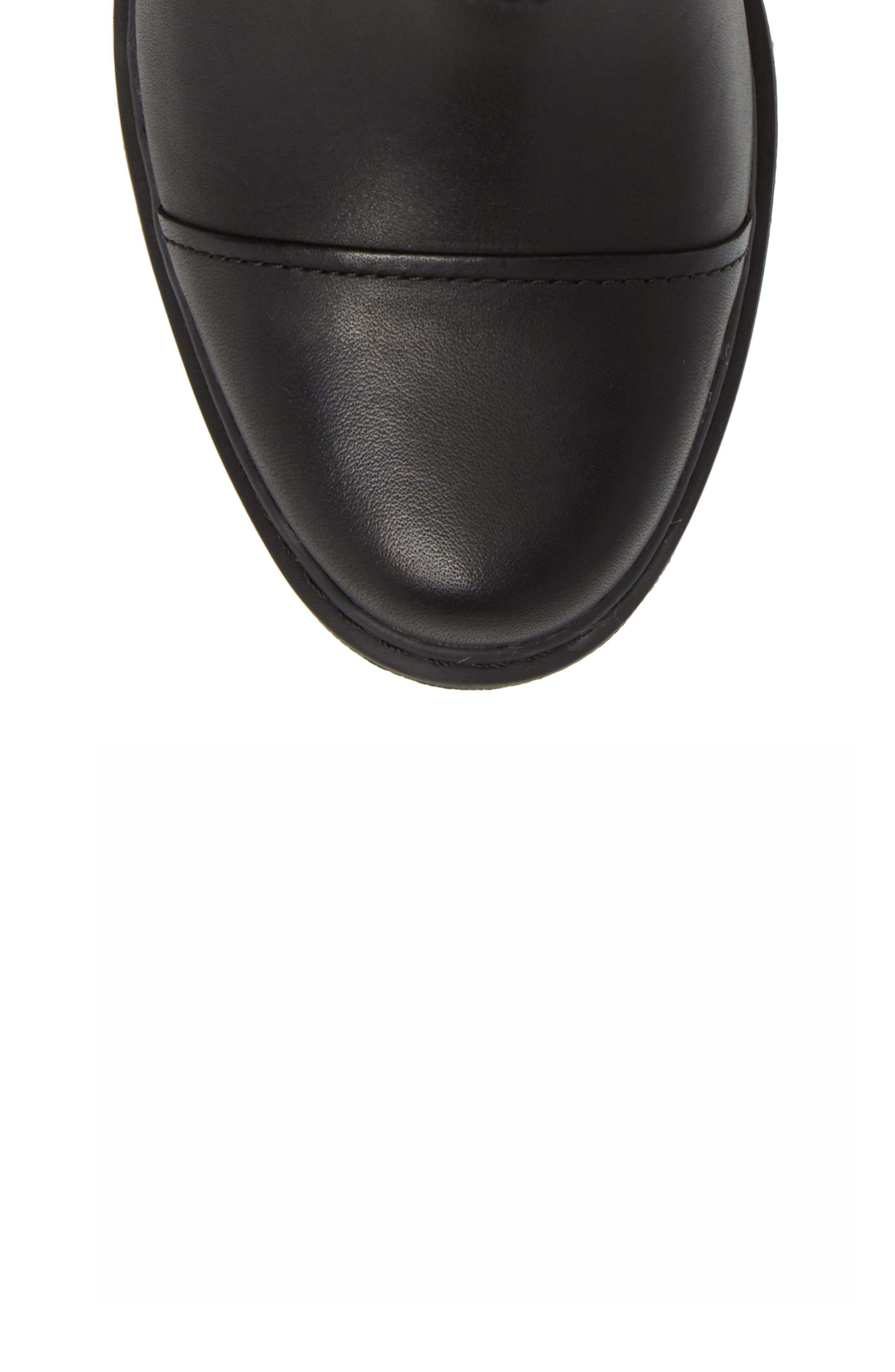Kellis Fold Down Water Resistant Boot,                             Alternate thumbnail 5, color,                             001