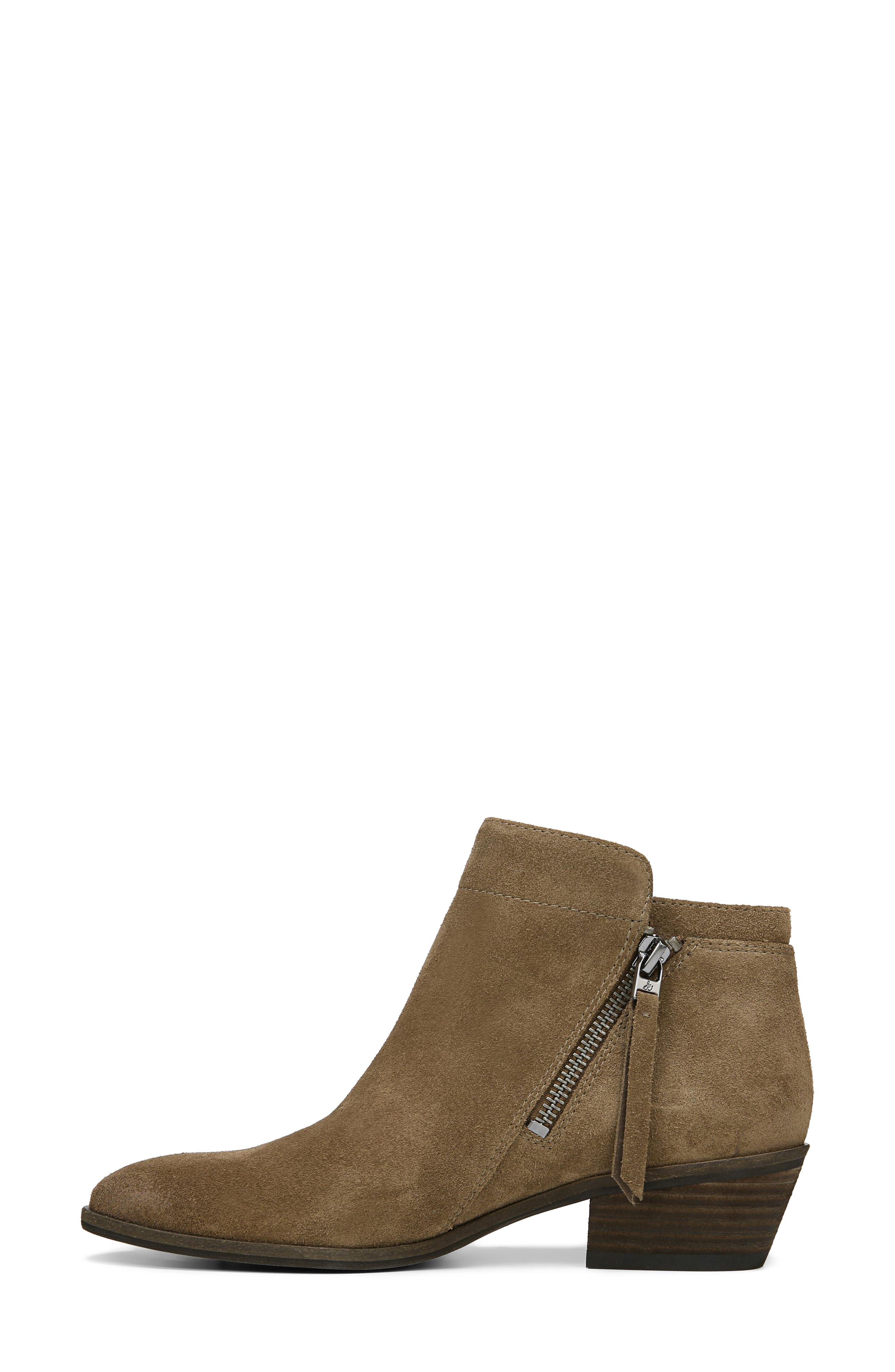Packer Bootie,                             Alternate thumbnail 8, color,                             DARK TAUPE SUEDE LEATHER
