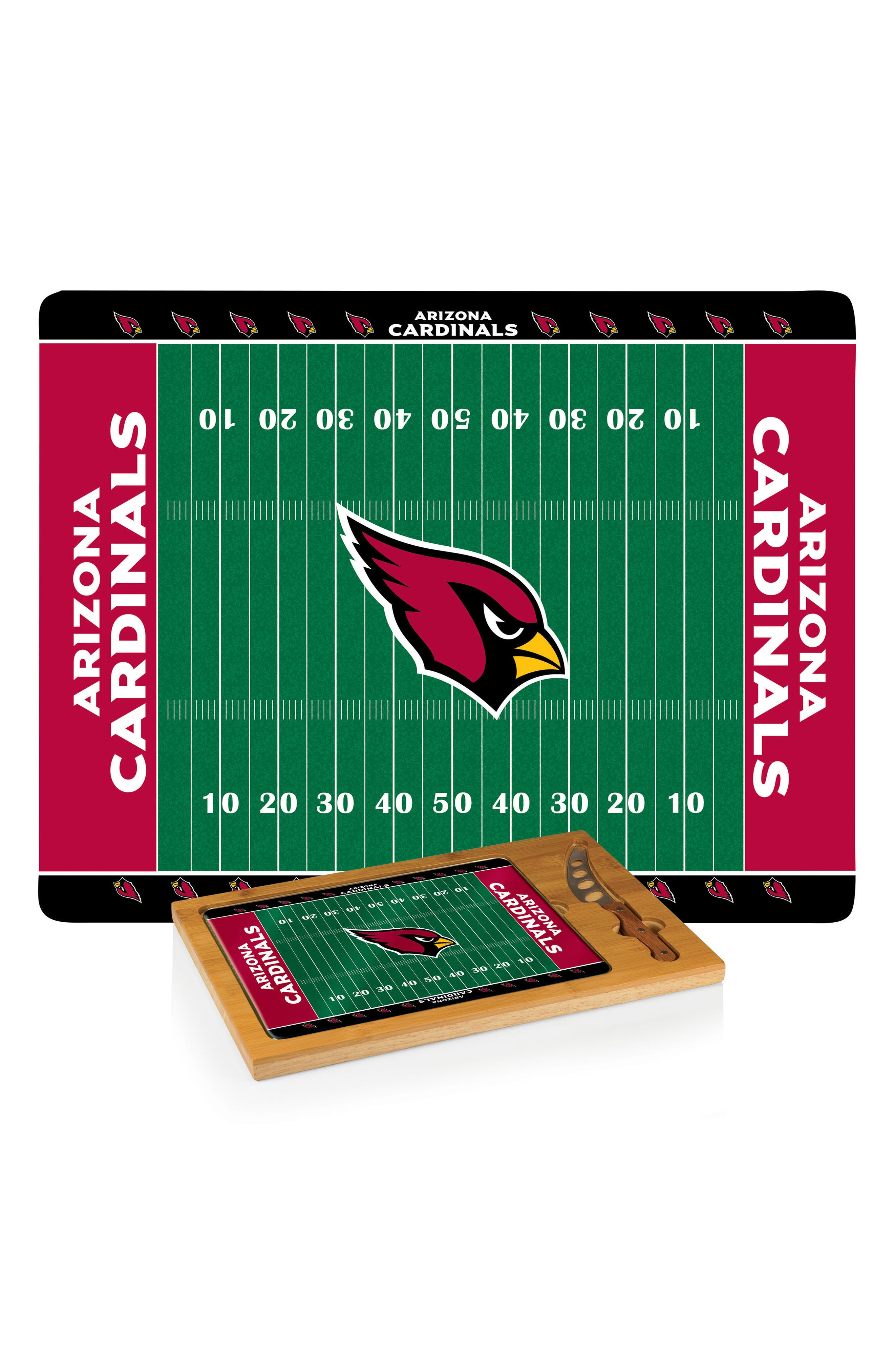 Icon - NFL Team 3-Piece Cheese Board Set,                             Alternate thumbnail 3, color,                             200