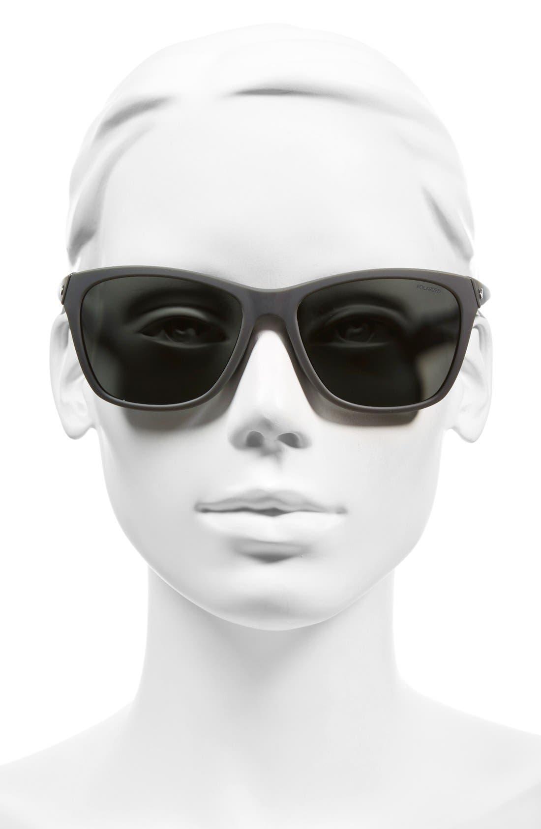 'Vital' 58mm Polarized Sunglasses,                             Alternate thumbnail 2, color,                             020