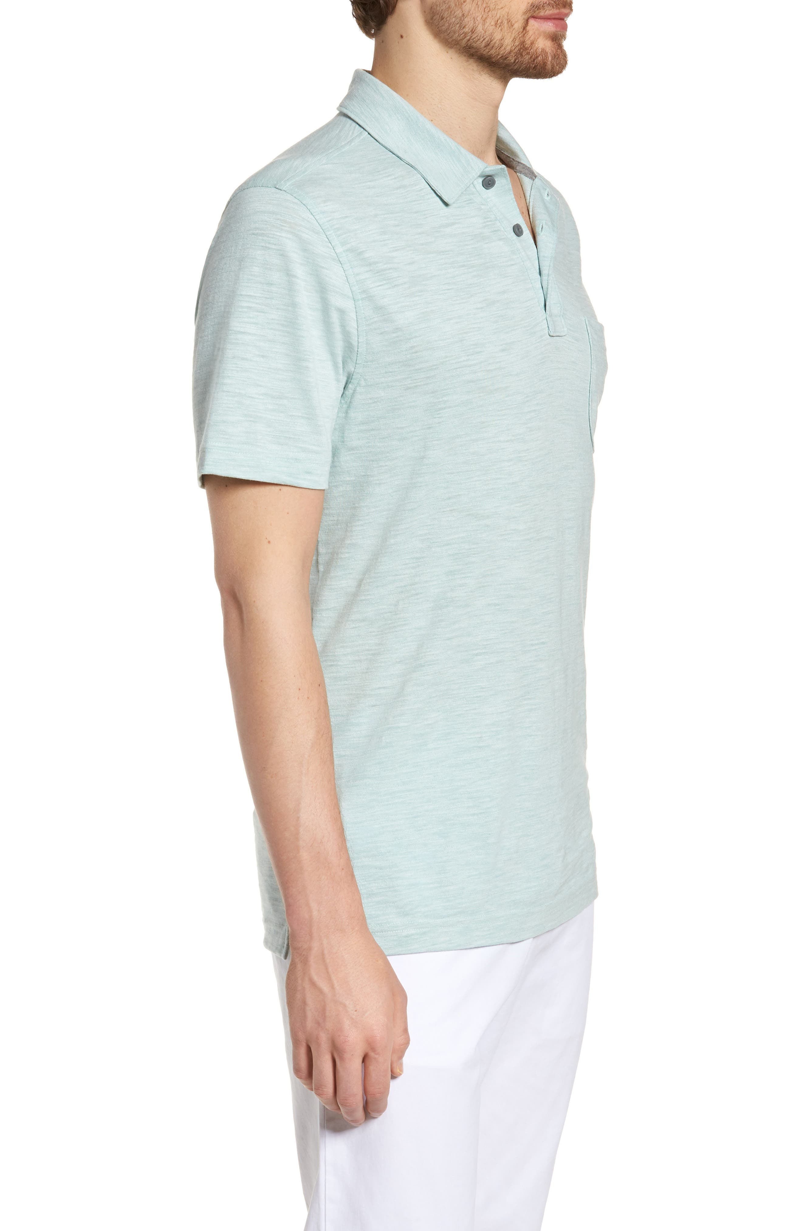 Space Dyed Pocket Polo,                             Alternate thumbnail 19, color,
