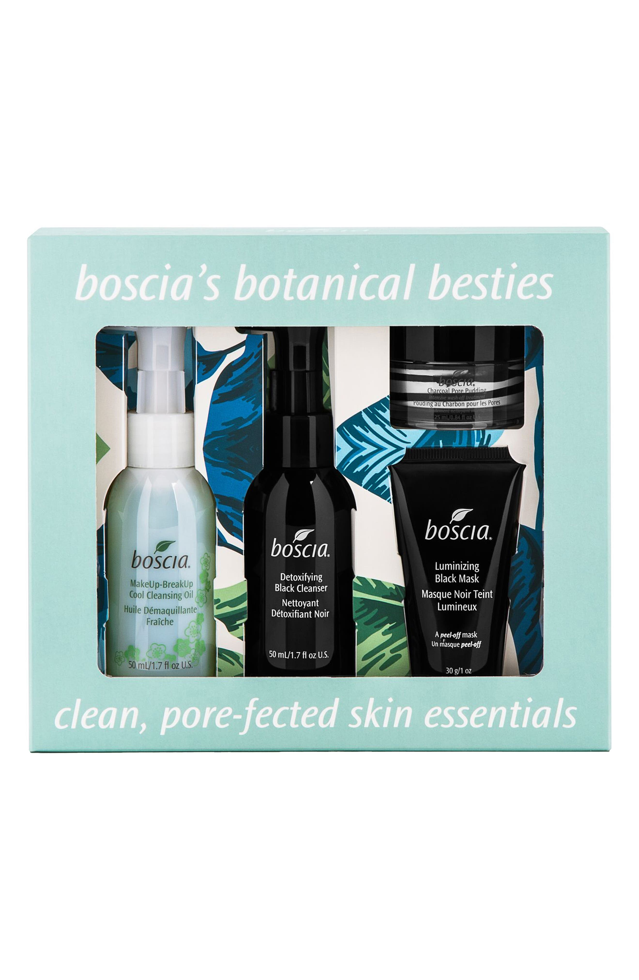 boscia's Botanical Besties Set,                             Main thumbnail 1, color,                             NO COLOR