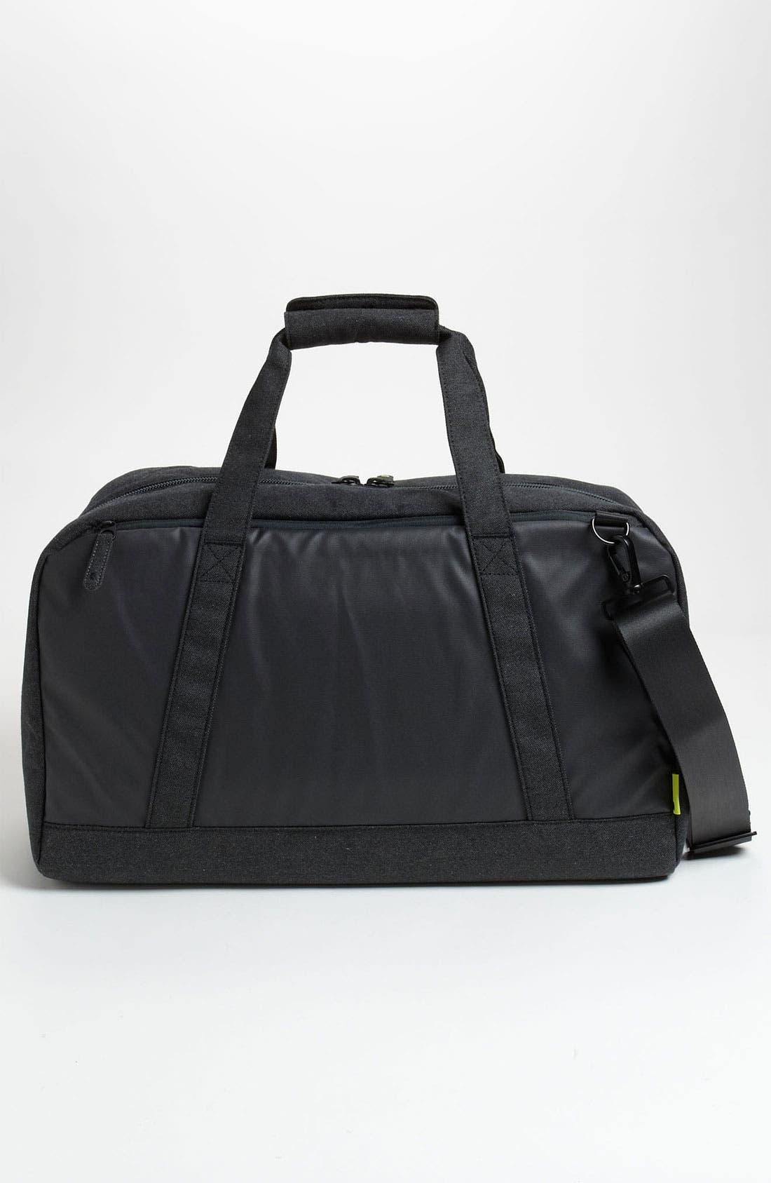 Incase 'EO' Travel Duffel Bag,                             Alternate thumbnail 3, color,                             001