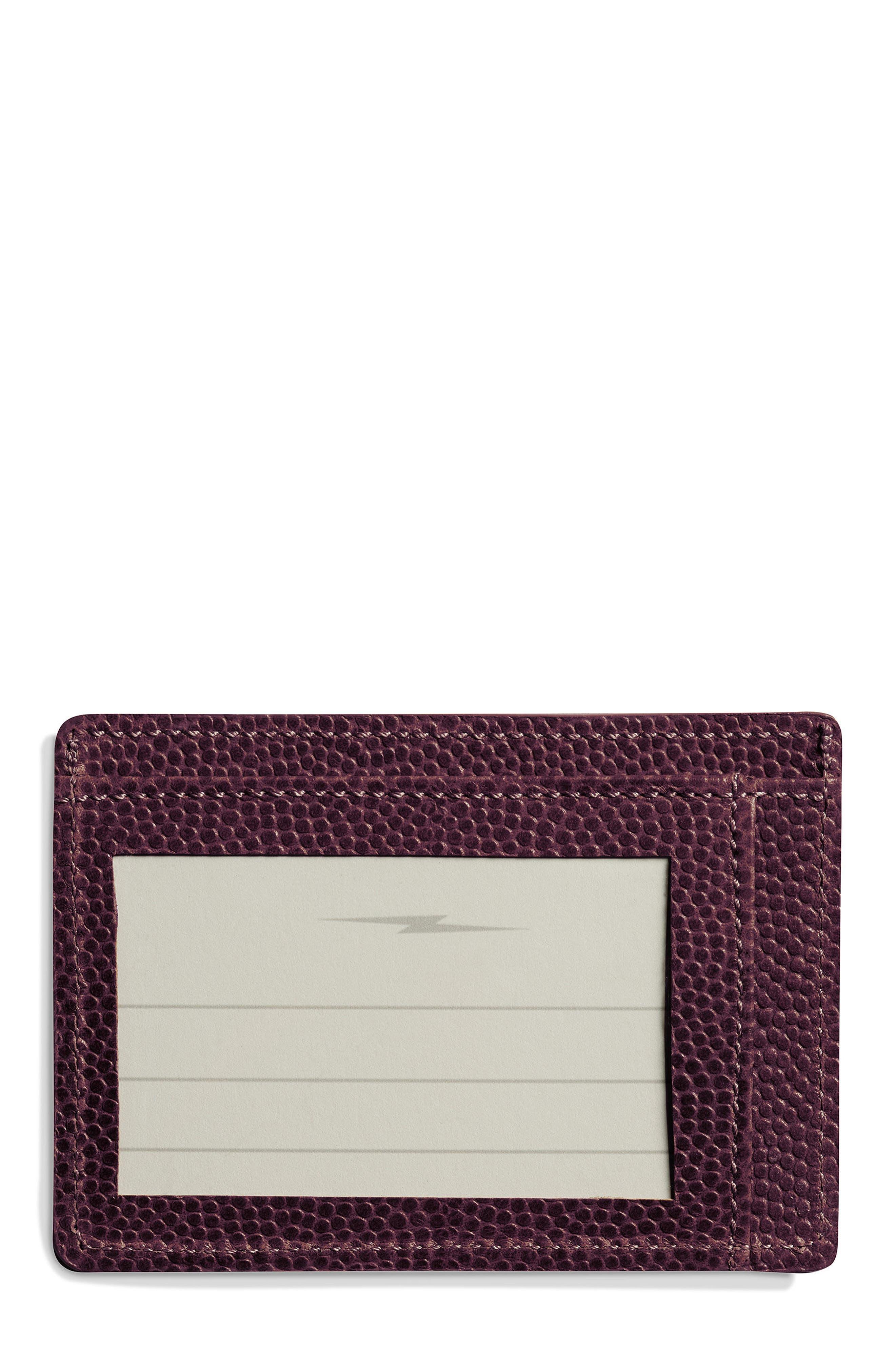 Latigo Leather Card Case,                             Main thumbnail 3, color,