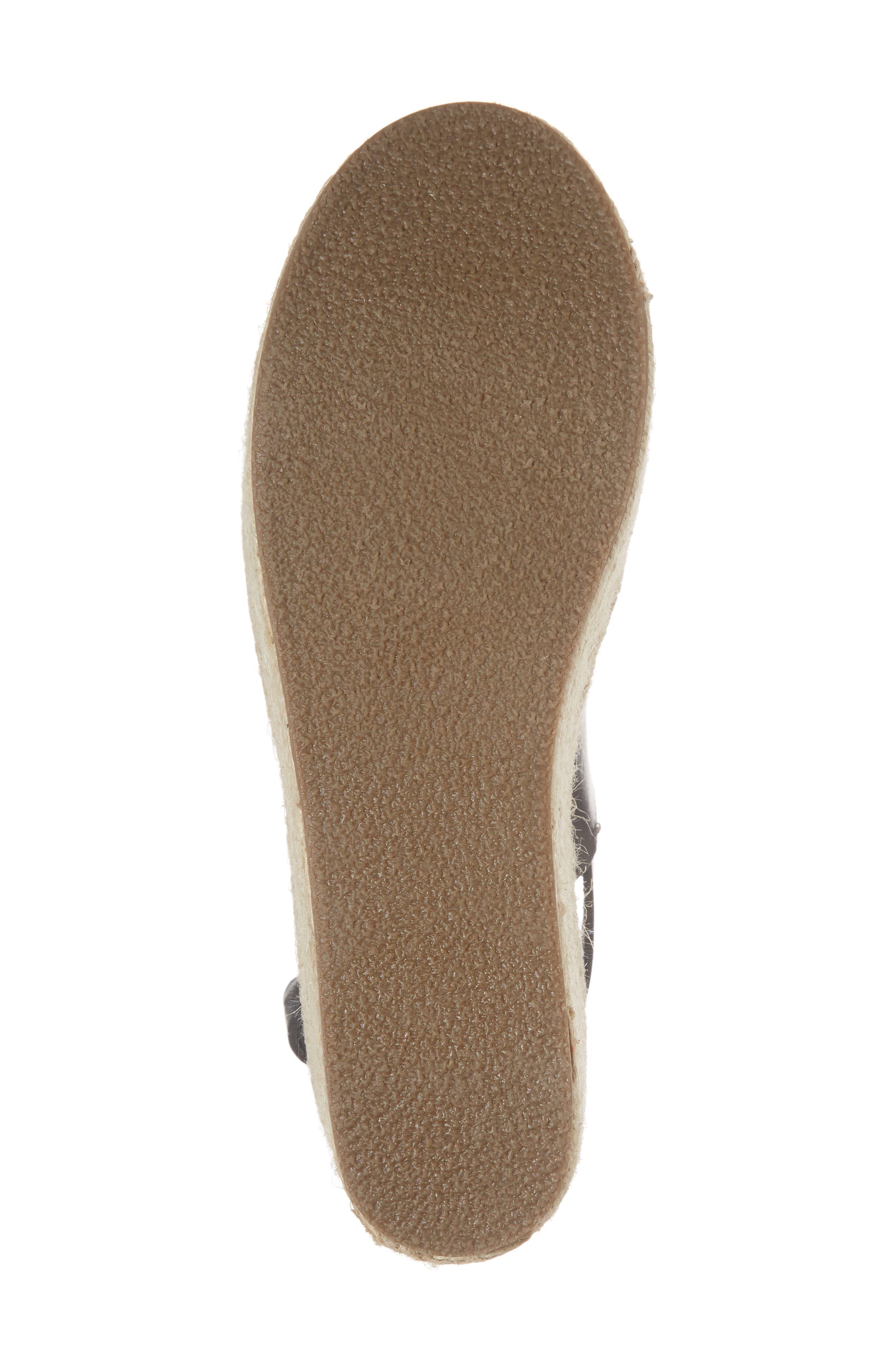 Cali Espadrille Platform Sandal,                             Alternate thumbnail 16, color,