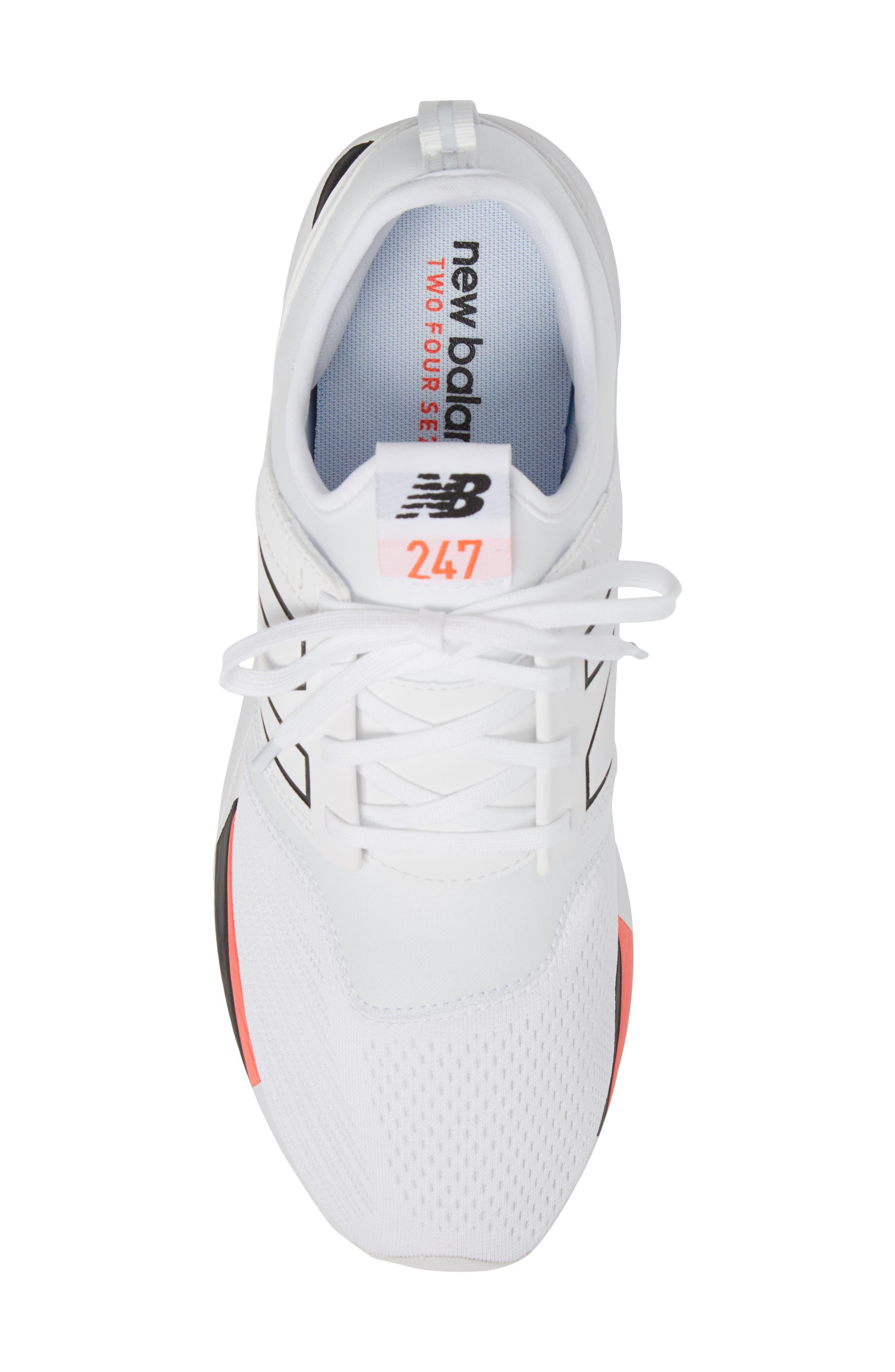247 Classic Plus Sneaker,                             Alternate thumbnail 5, color,